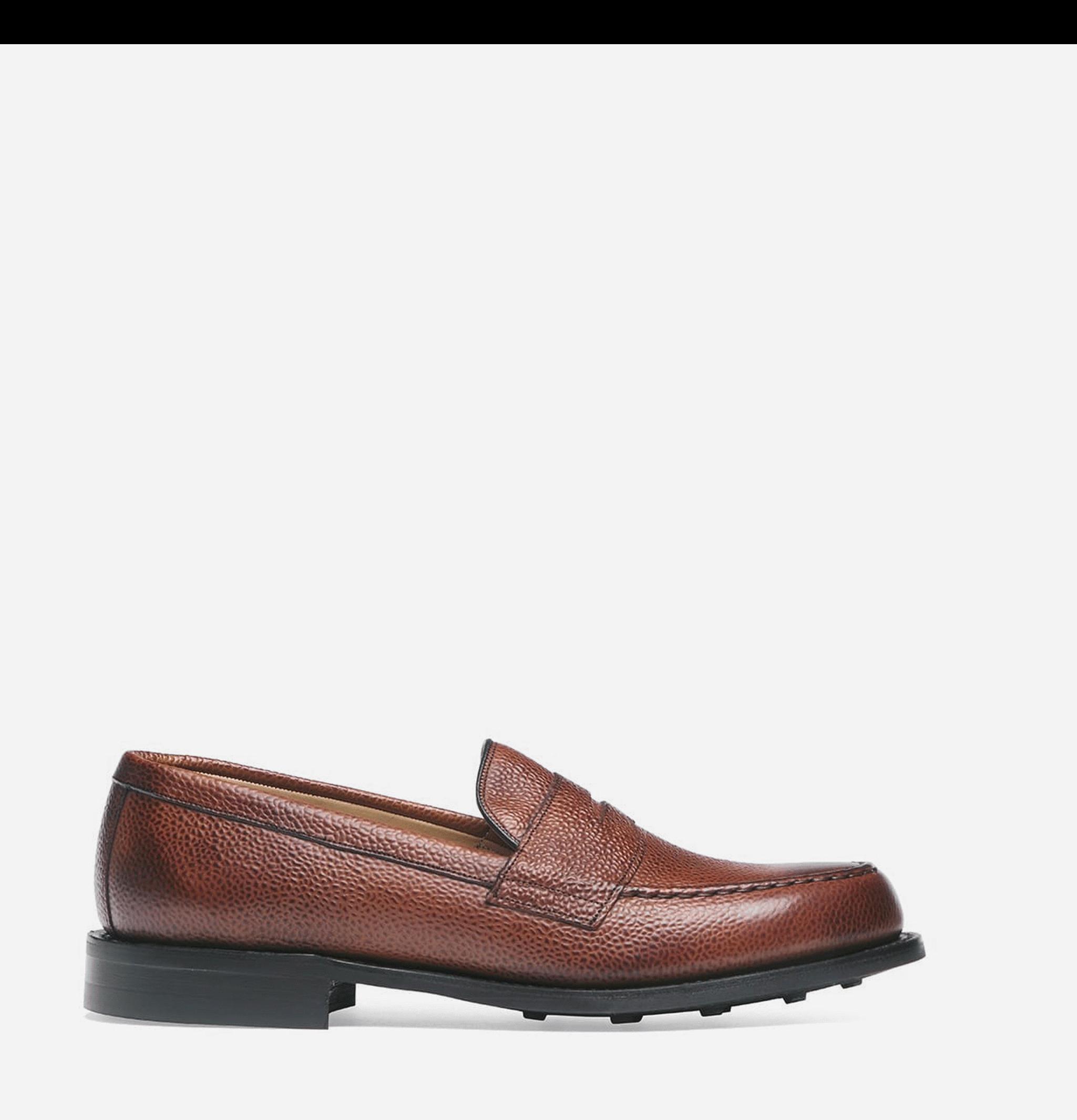 Chaussures Howard Mahogany