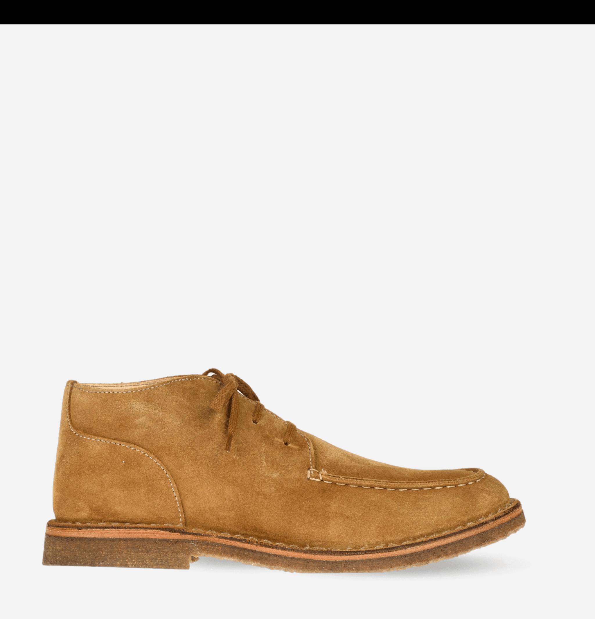 Deuxflex Boots Whisky