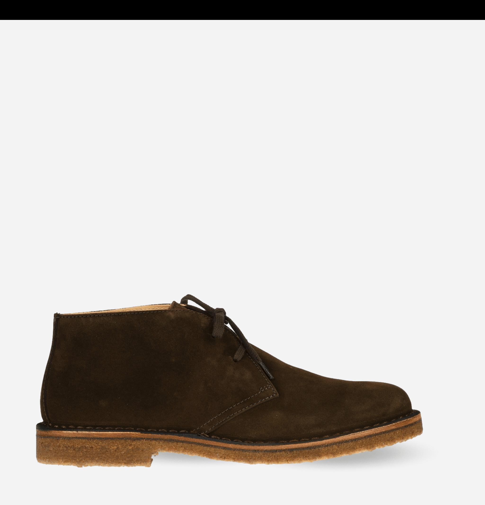 Greenflex Boots Dark Chestnut