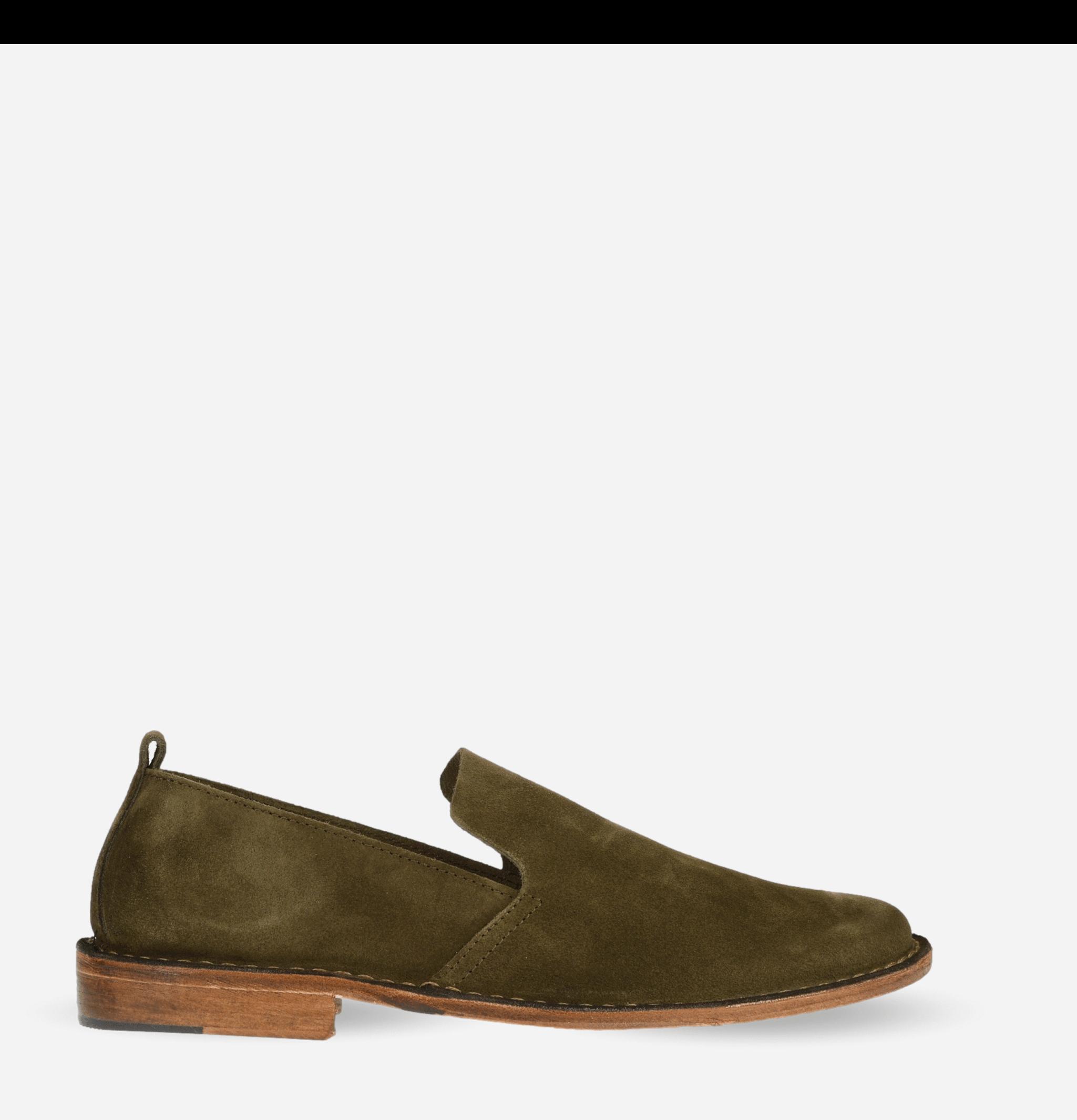 Puntoflex Shoes Forest