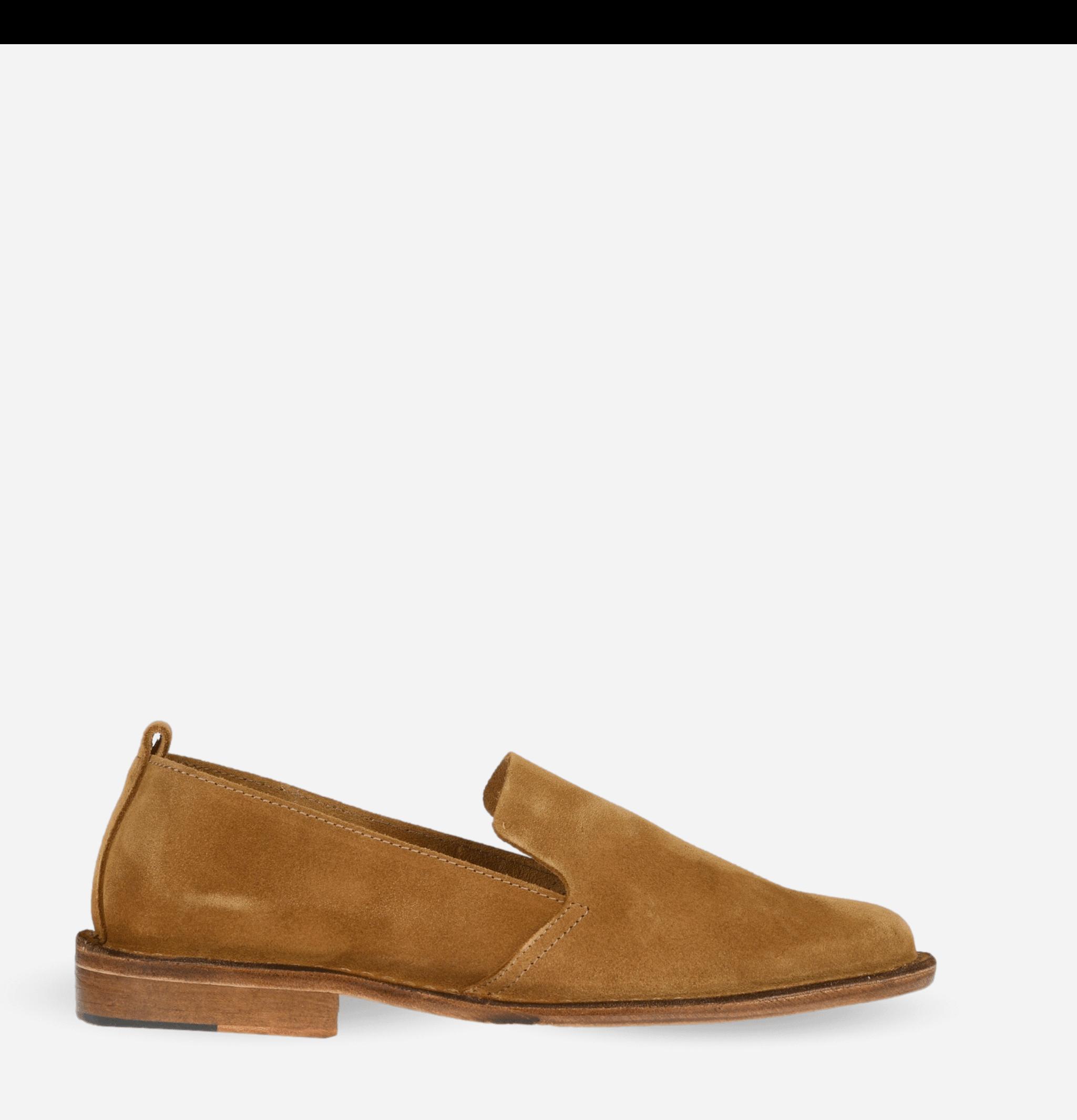 Puntoflex Shoes Whiskey