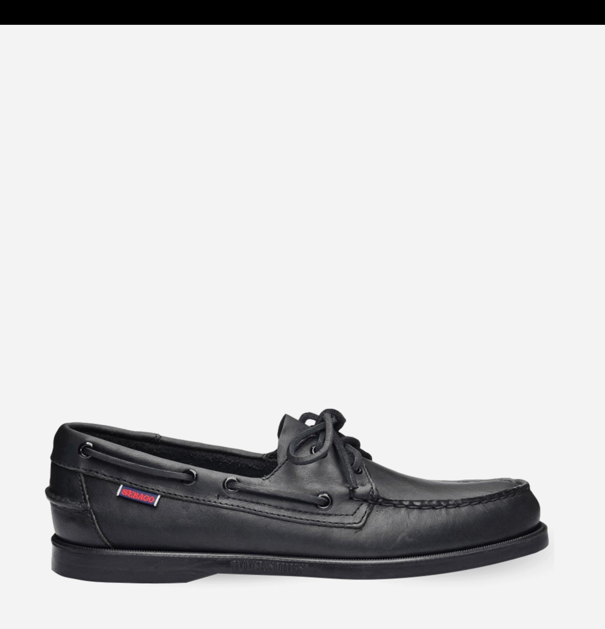 Chaussures Docksides Black