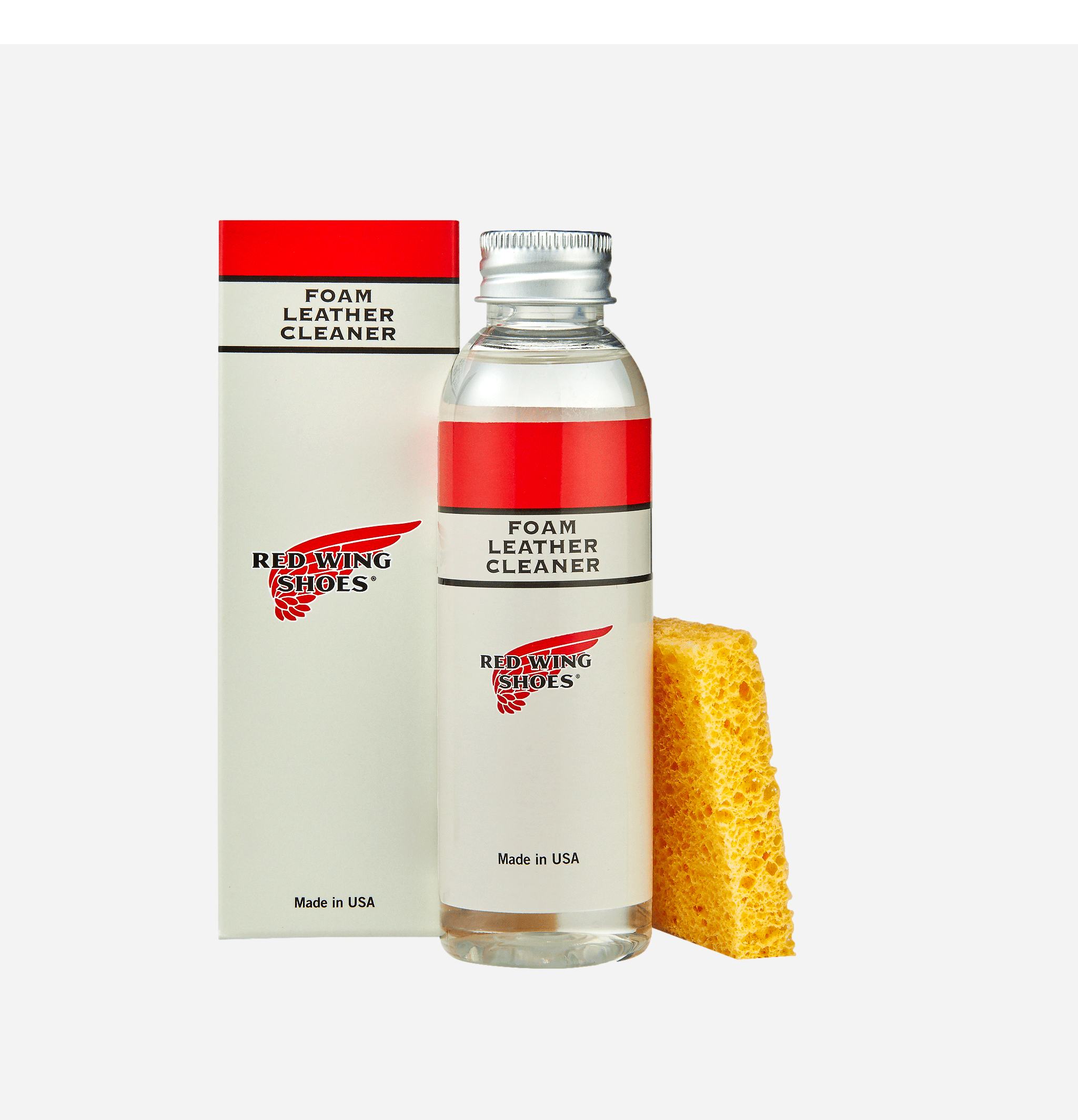 Foam Leather Cleaner