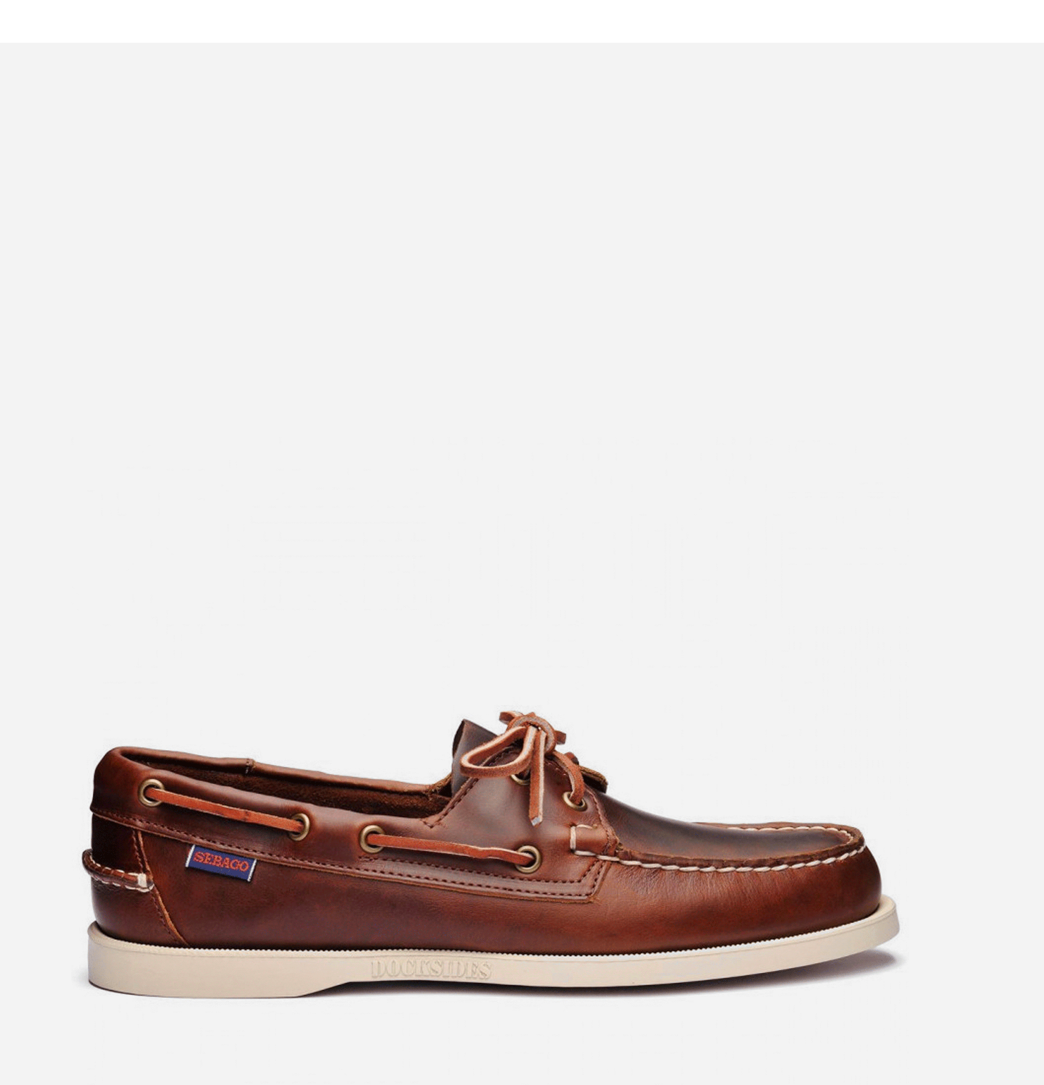 Docksides Shoes Dark Brown