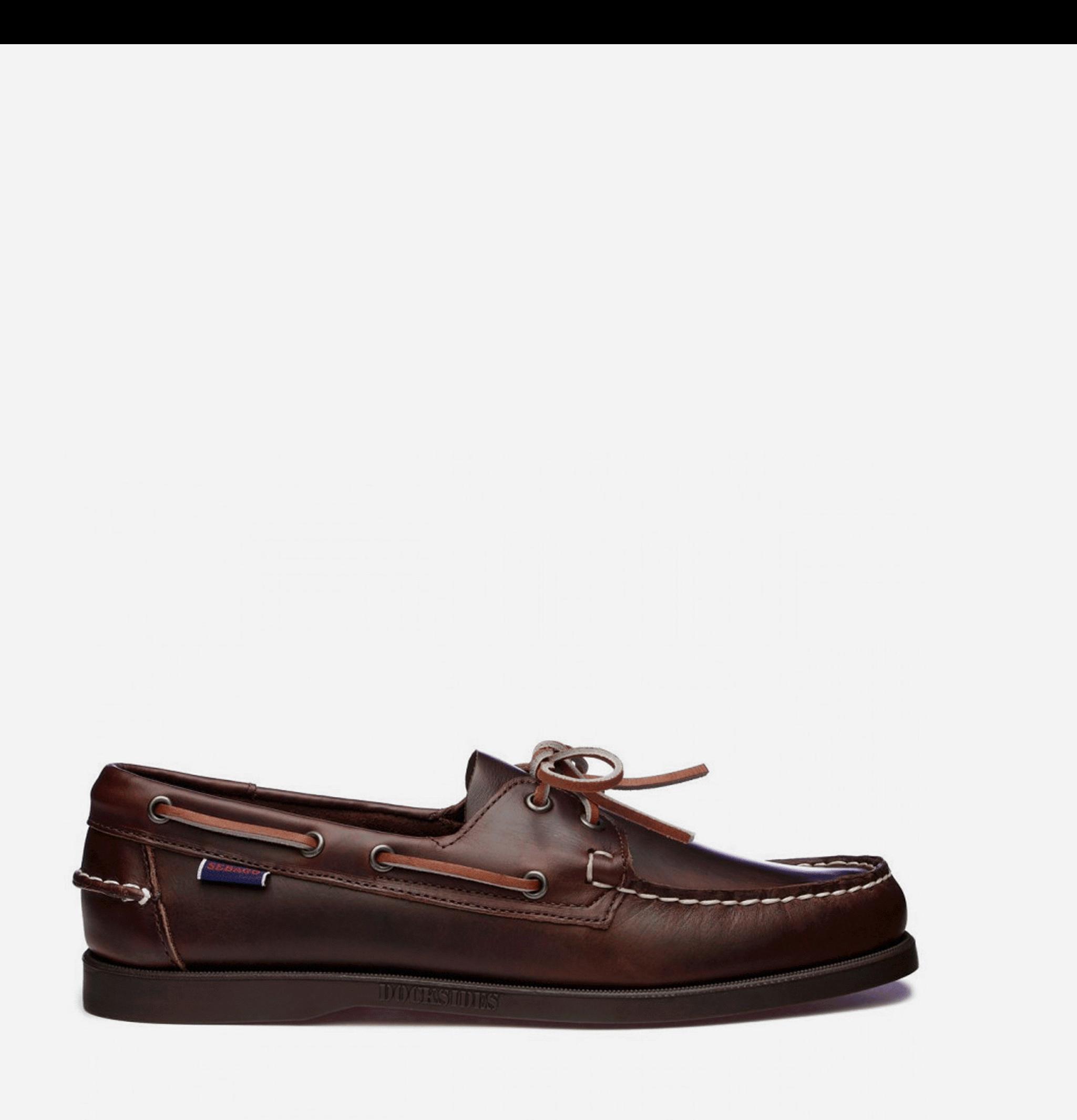 Docksides Shoe Brown