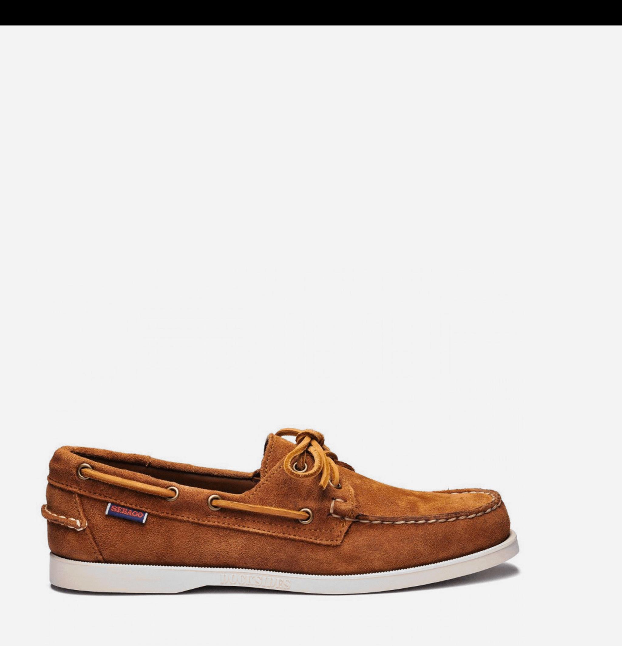 Docksides Shoes Cognac
