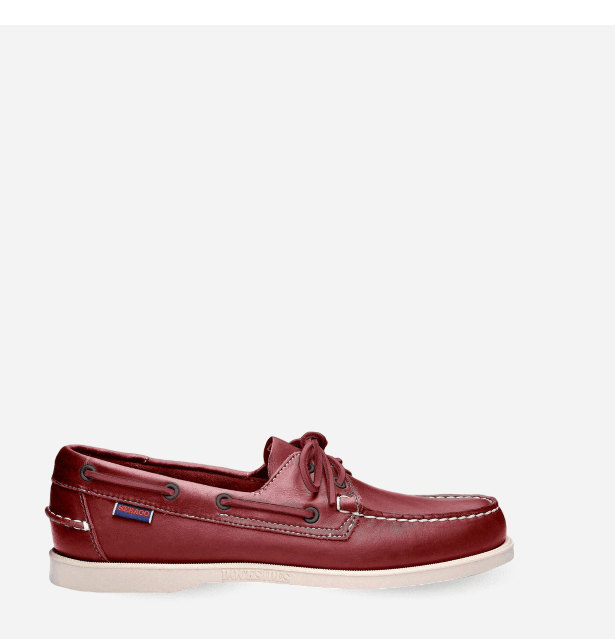 Docksides Shoes Red