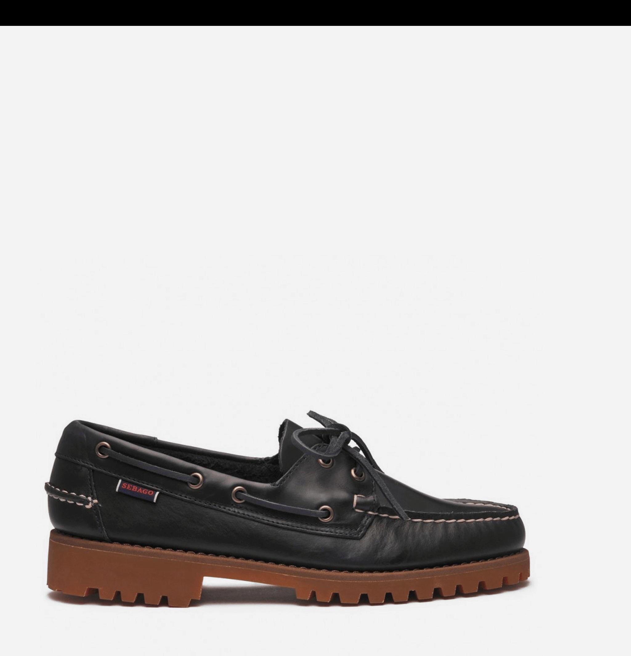 Millerain Shoes Navy