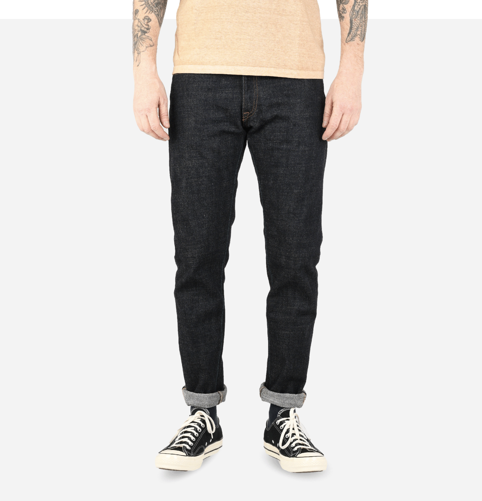 Jeans 266 Tapered Cote...