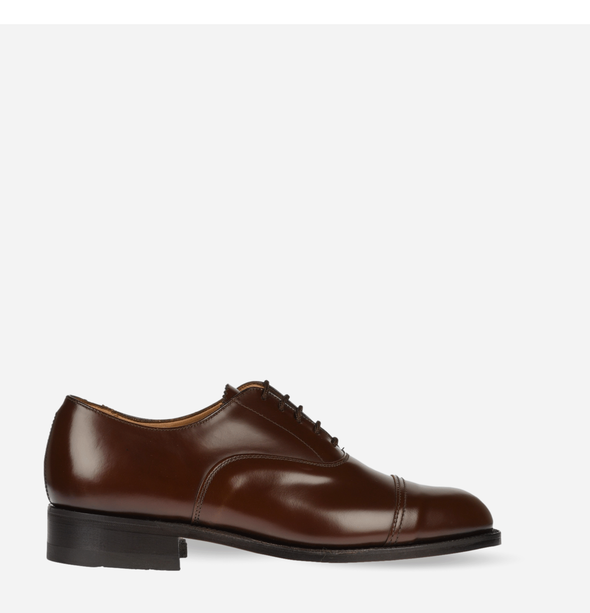 Chaussures Oxford Brown