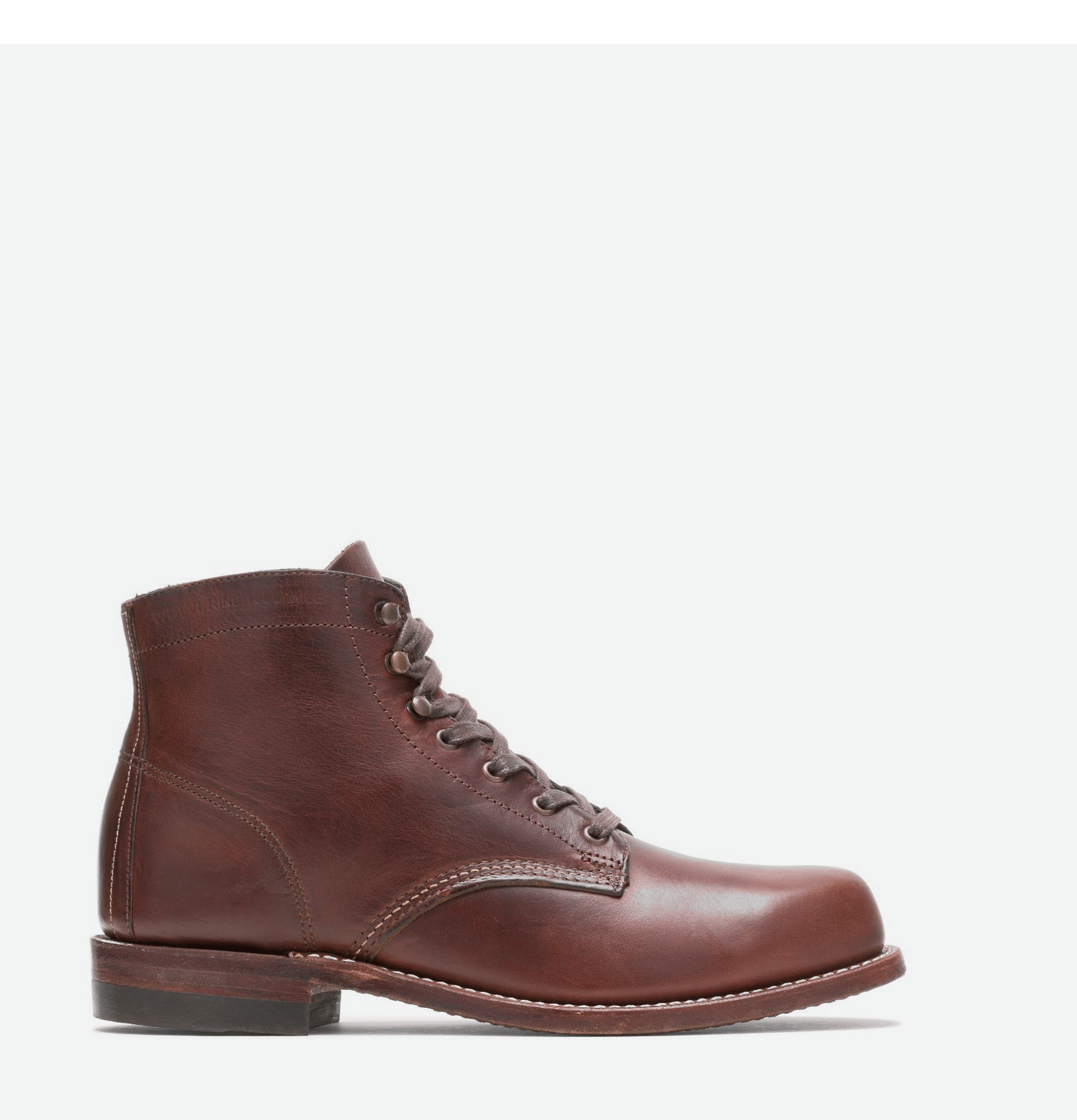 1000 Mile Boots Rust