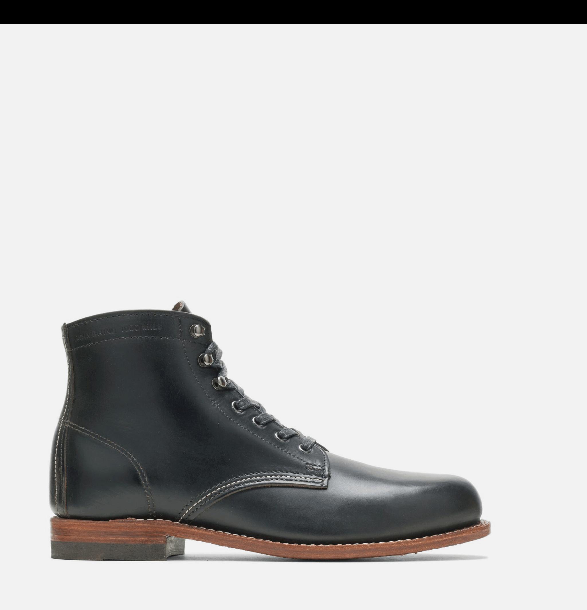 1000 Mile Boot Black