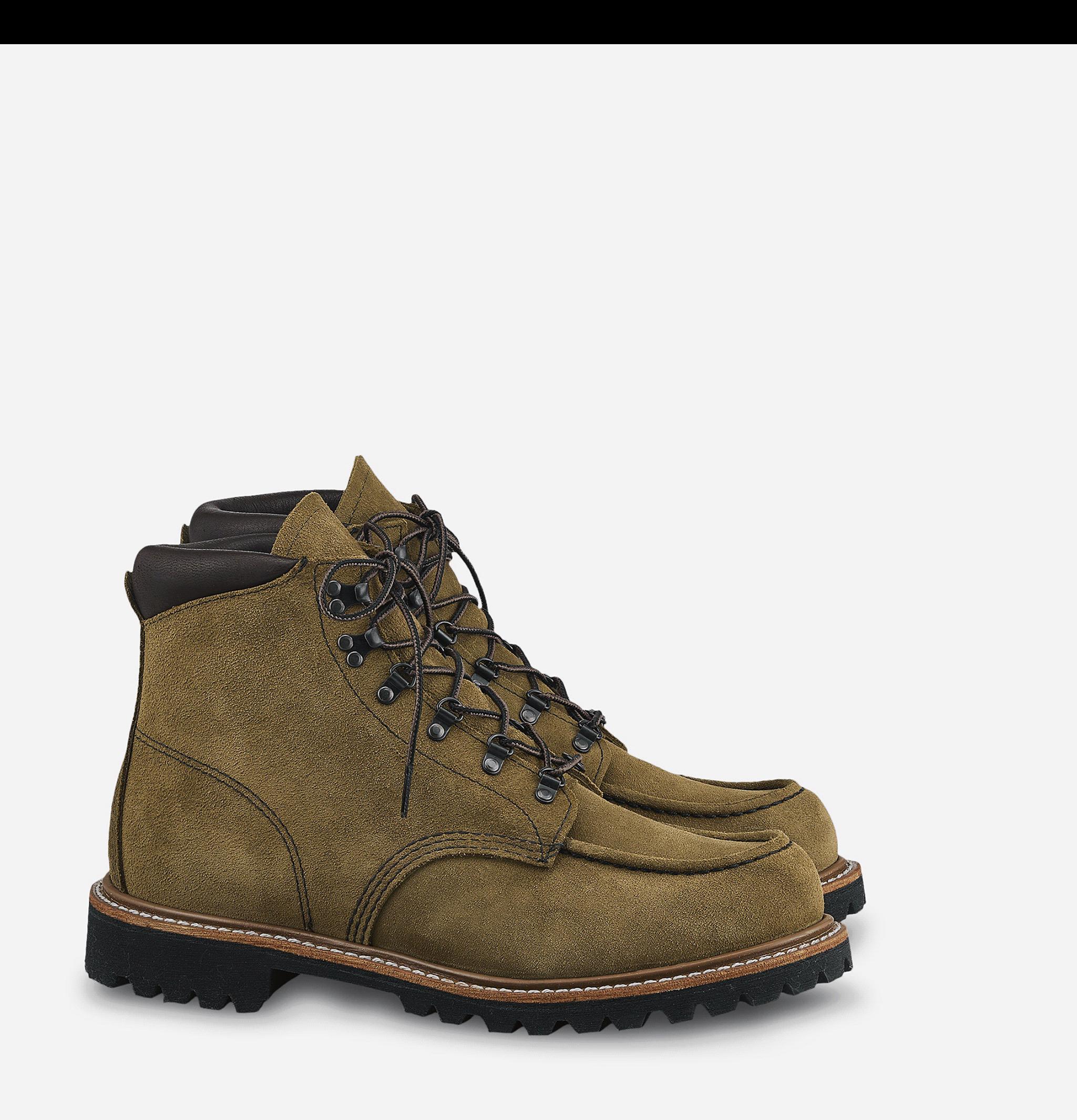 2926 - Sawmill Boot Olive