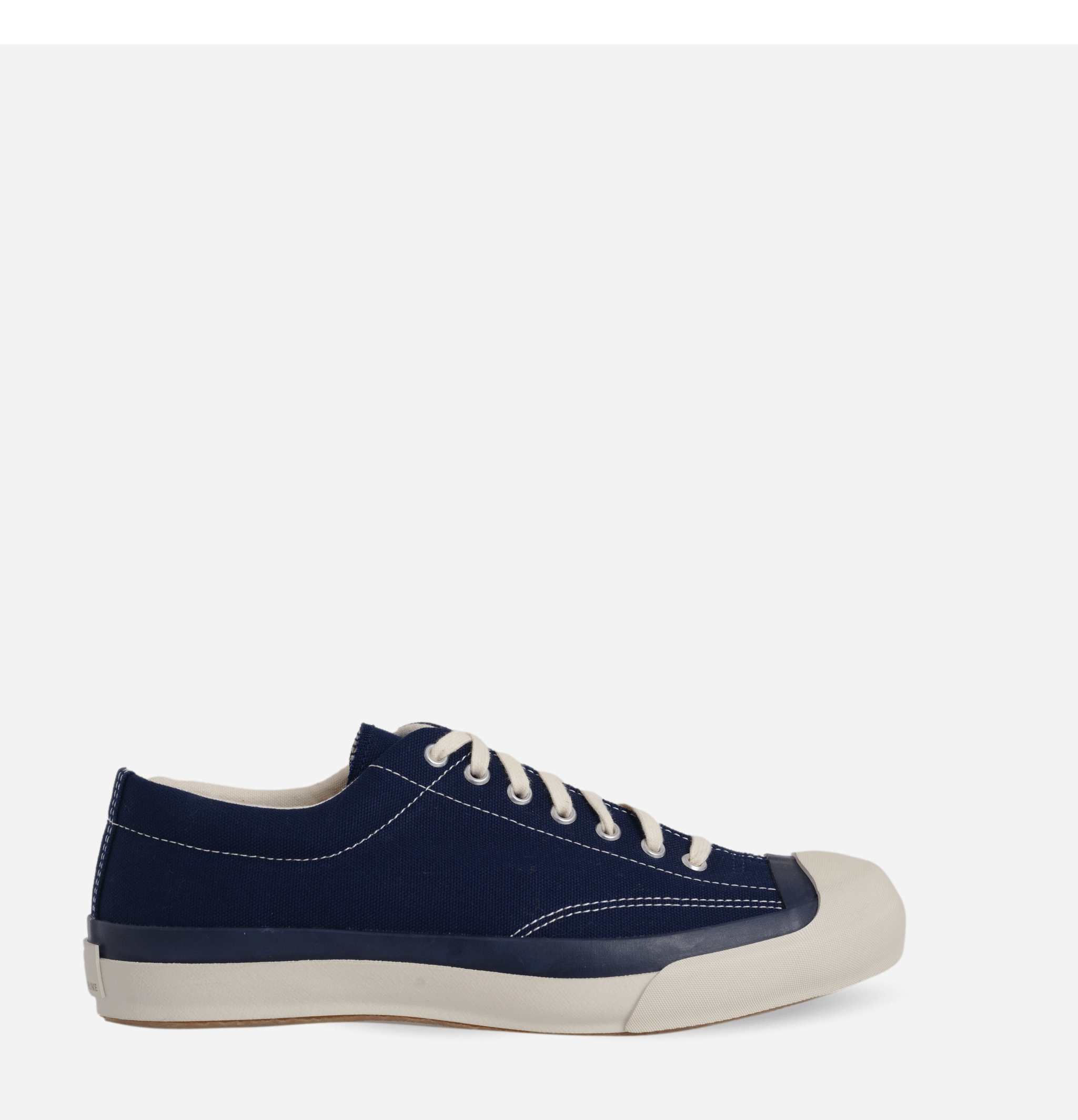 Gym Shoes Court Navy