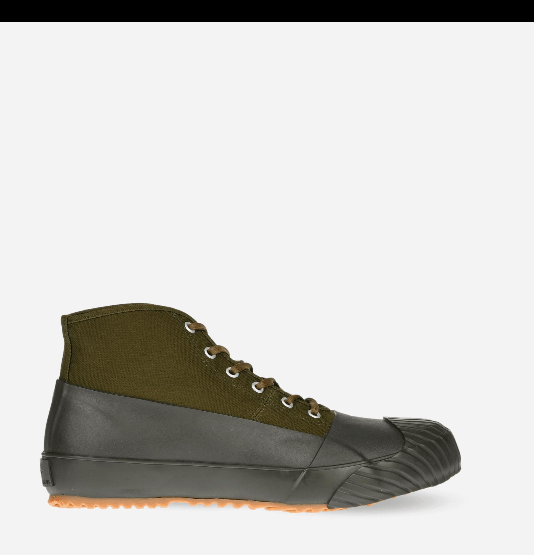 Allweather Boots Khaki