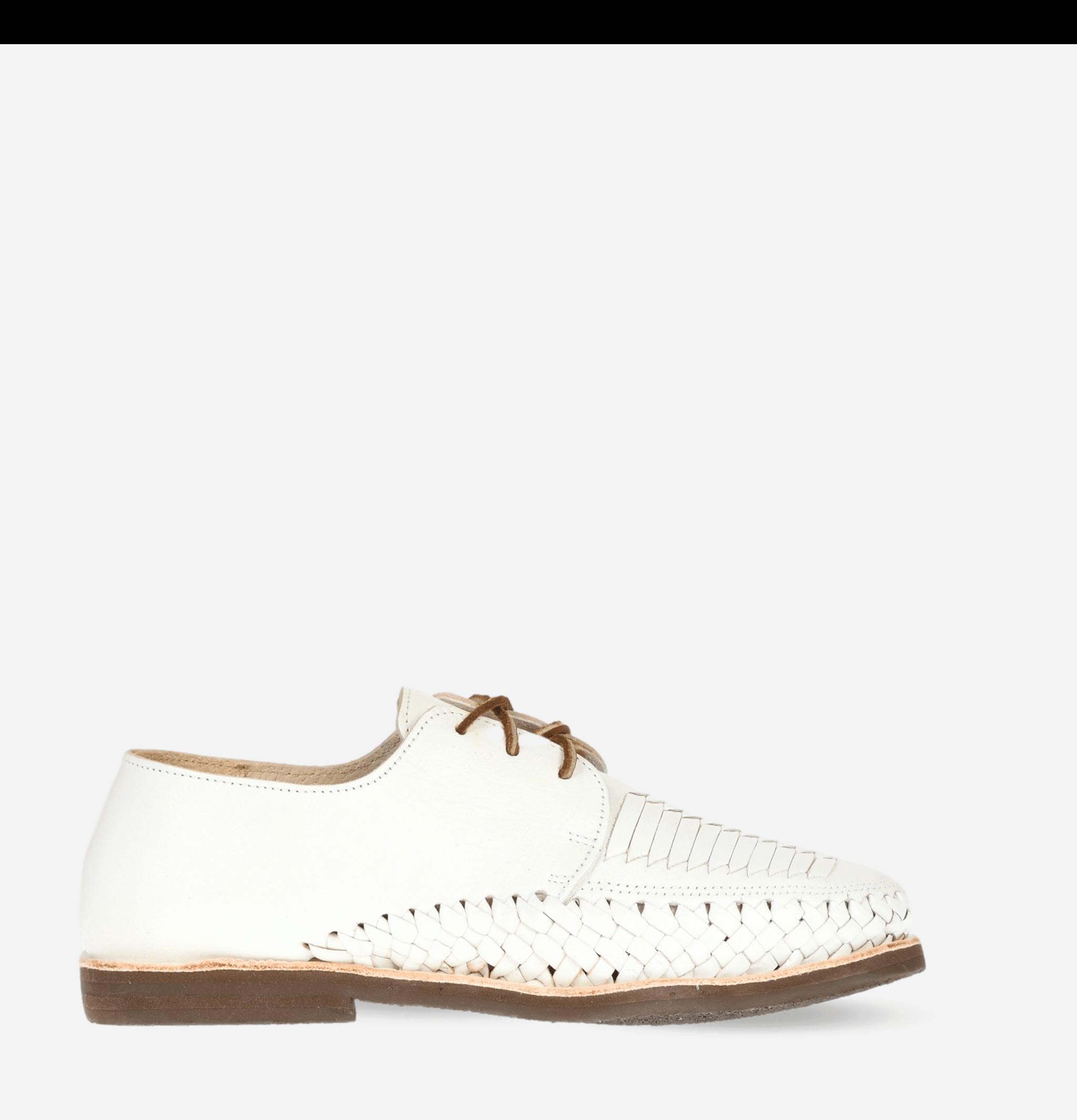 Veracruz Shoes White
