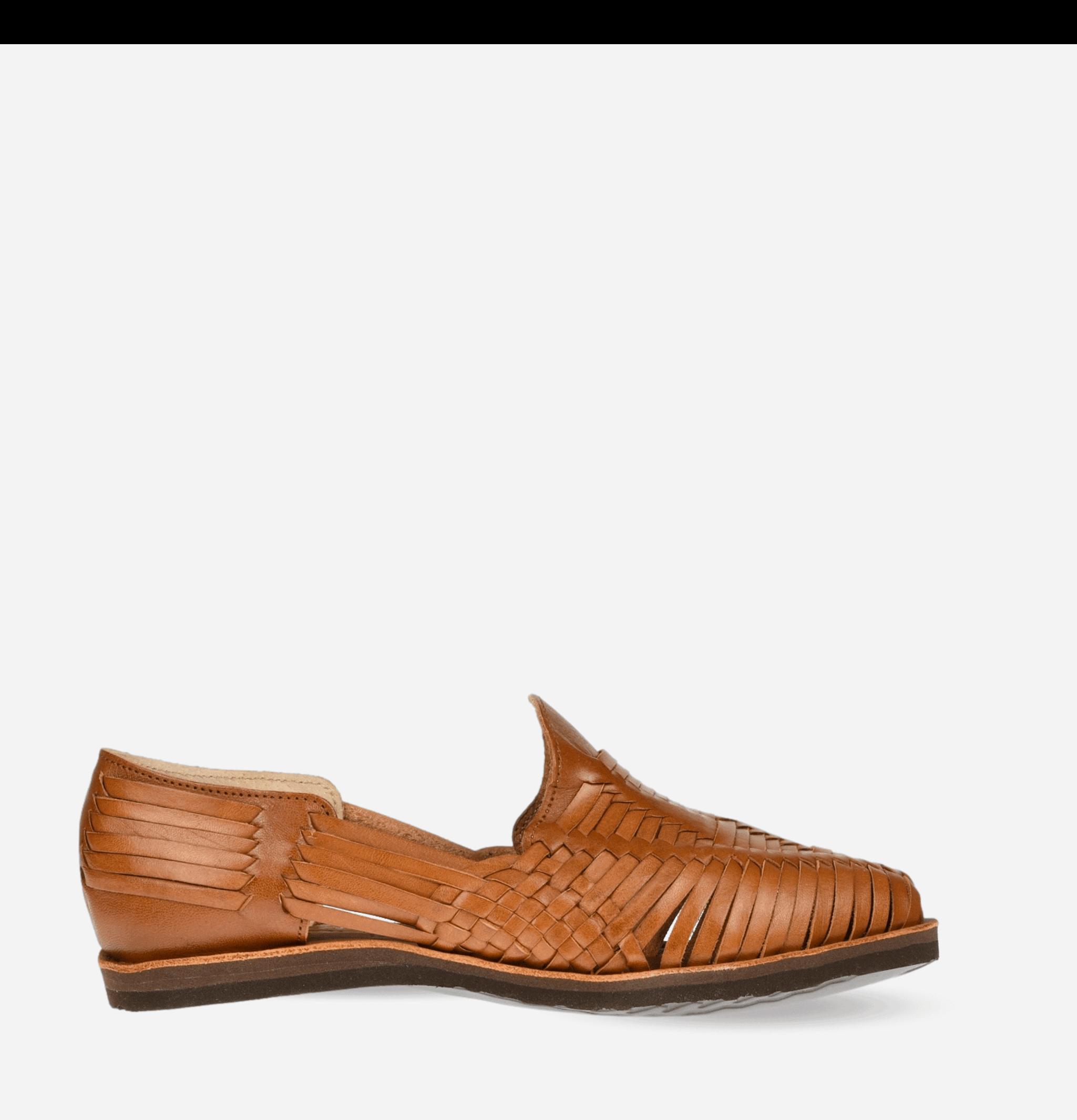 Cancun Shoes Cognac
