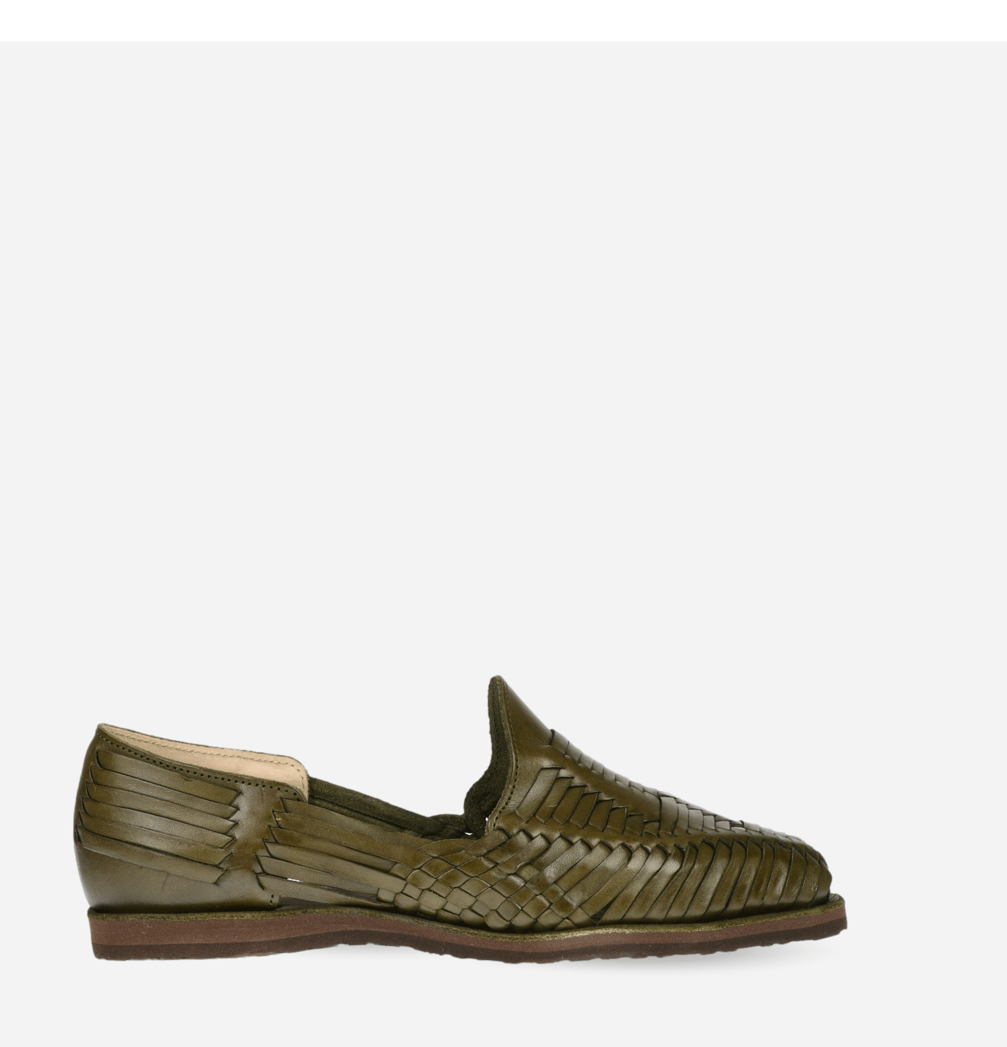 Chaussures Cancun Olive