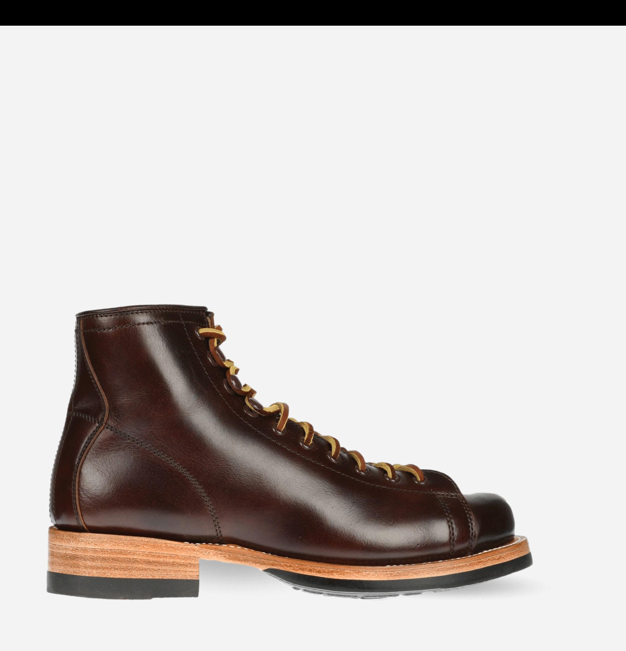 Work Boots Chesnut