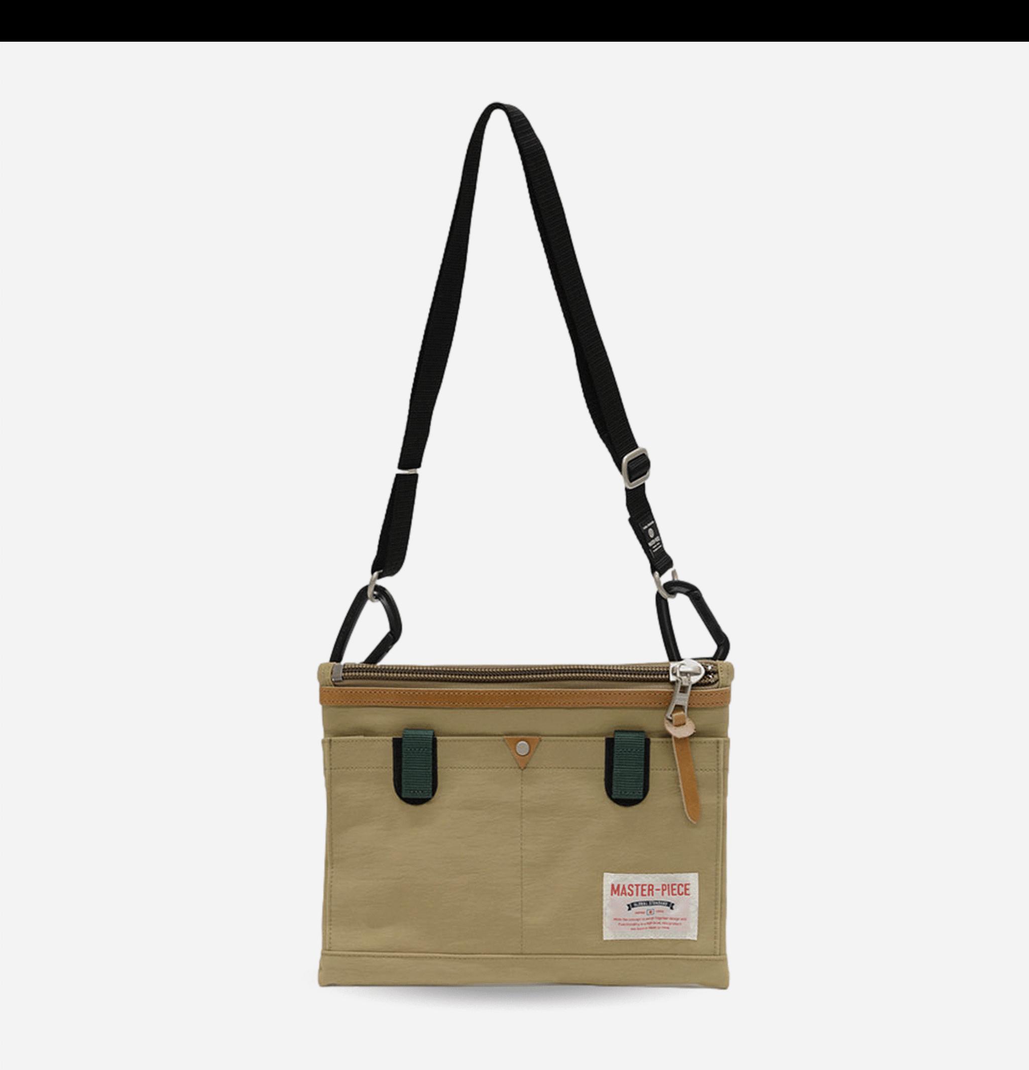 Shoulder Bag 02343 Beige