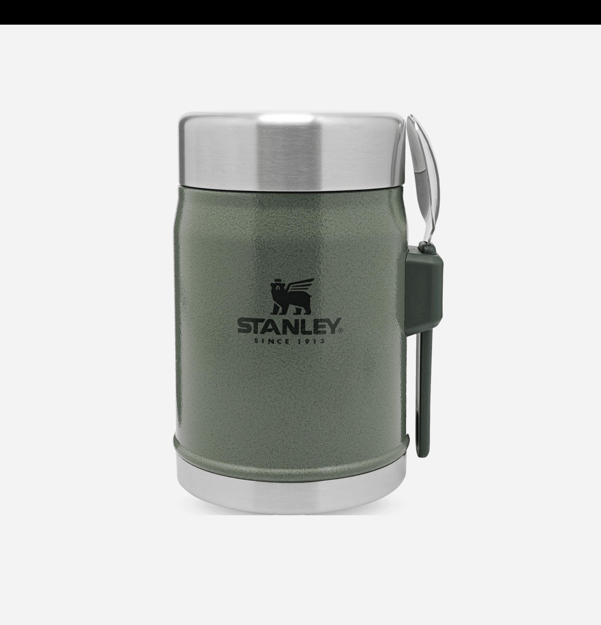 Legendary Food Jar + Spork...