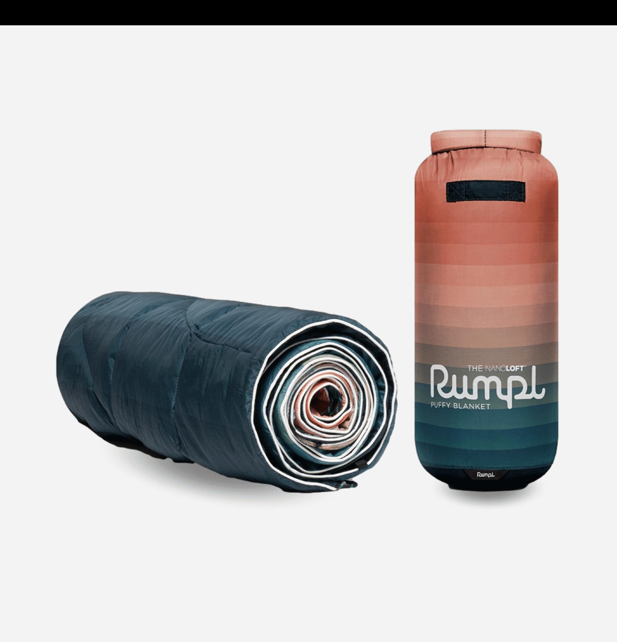 NanoLoft® Puffy Blanket...