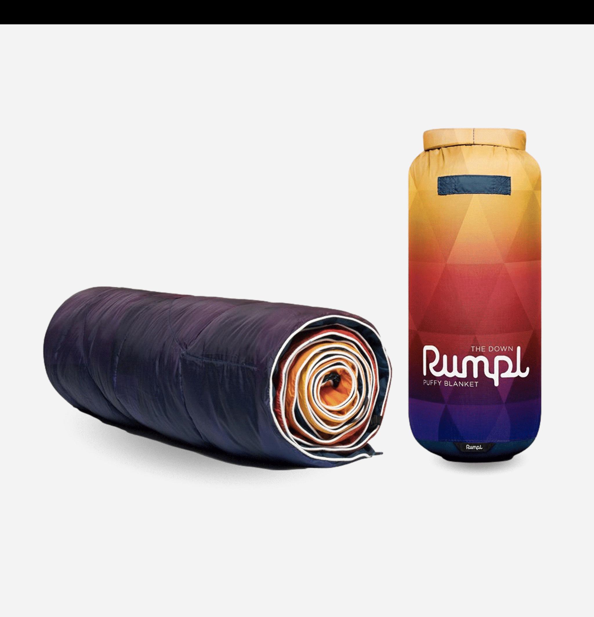 Down Puffy Blanket Pyro Tri...