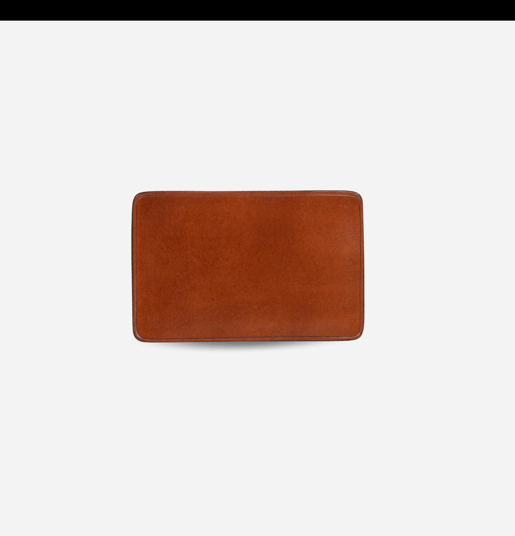 2 Card Case Light Brown