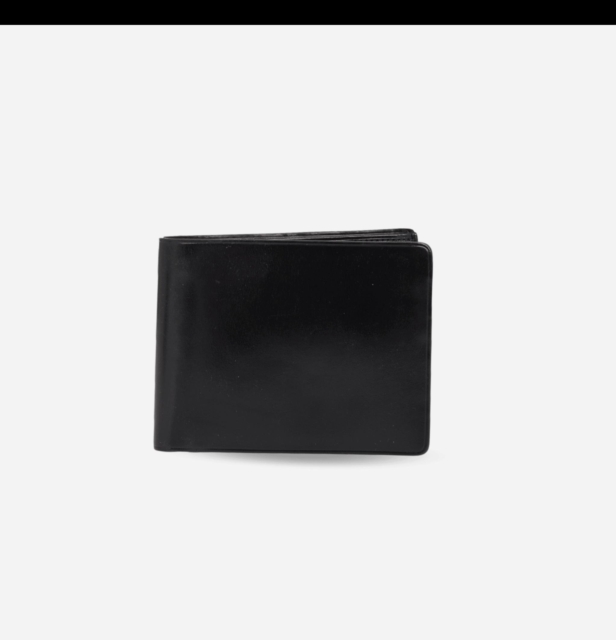 Bi-Fold Wallet Black