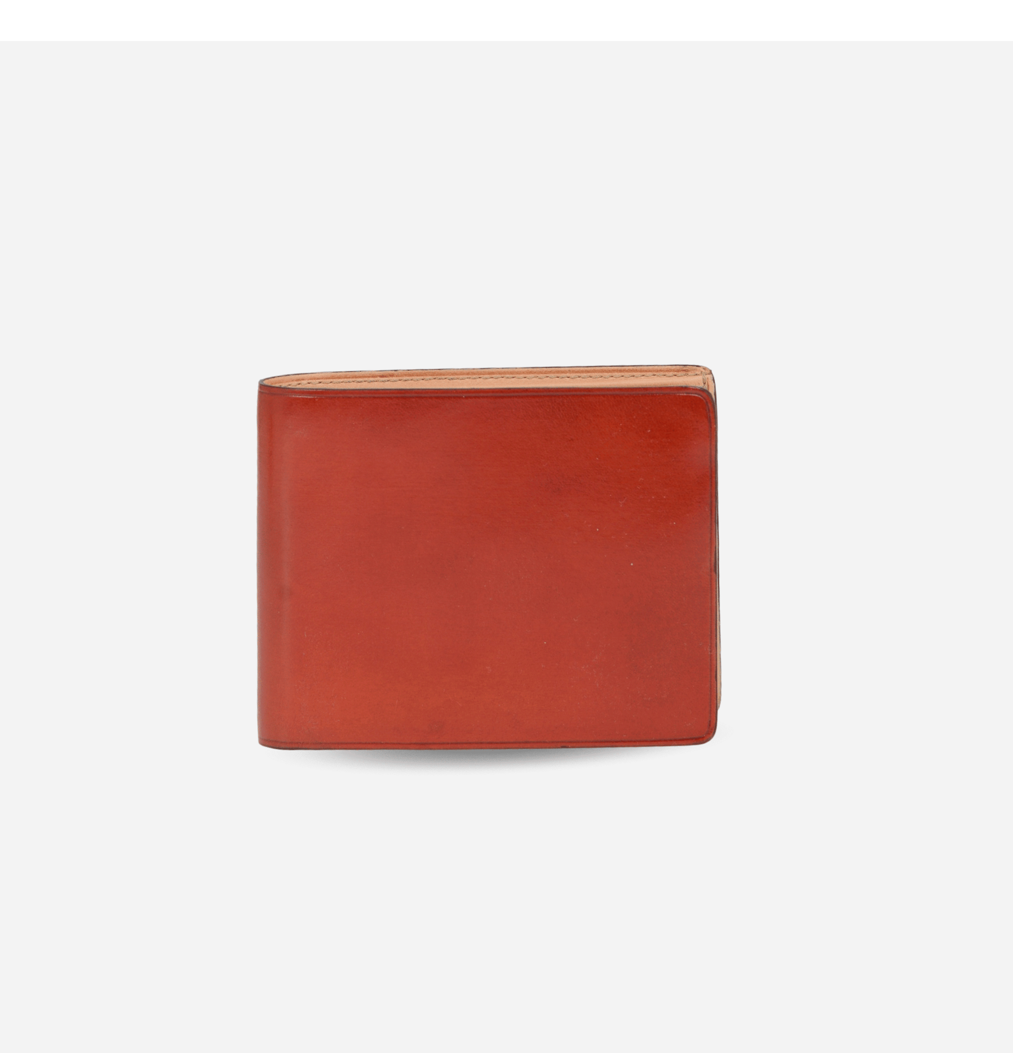 Bi-fold Wallet Coral Red