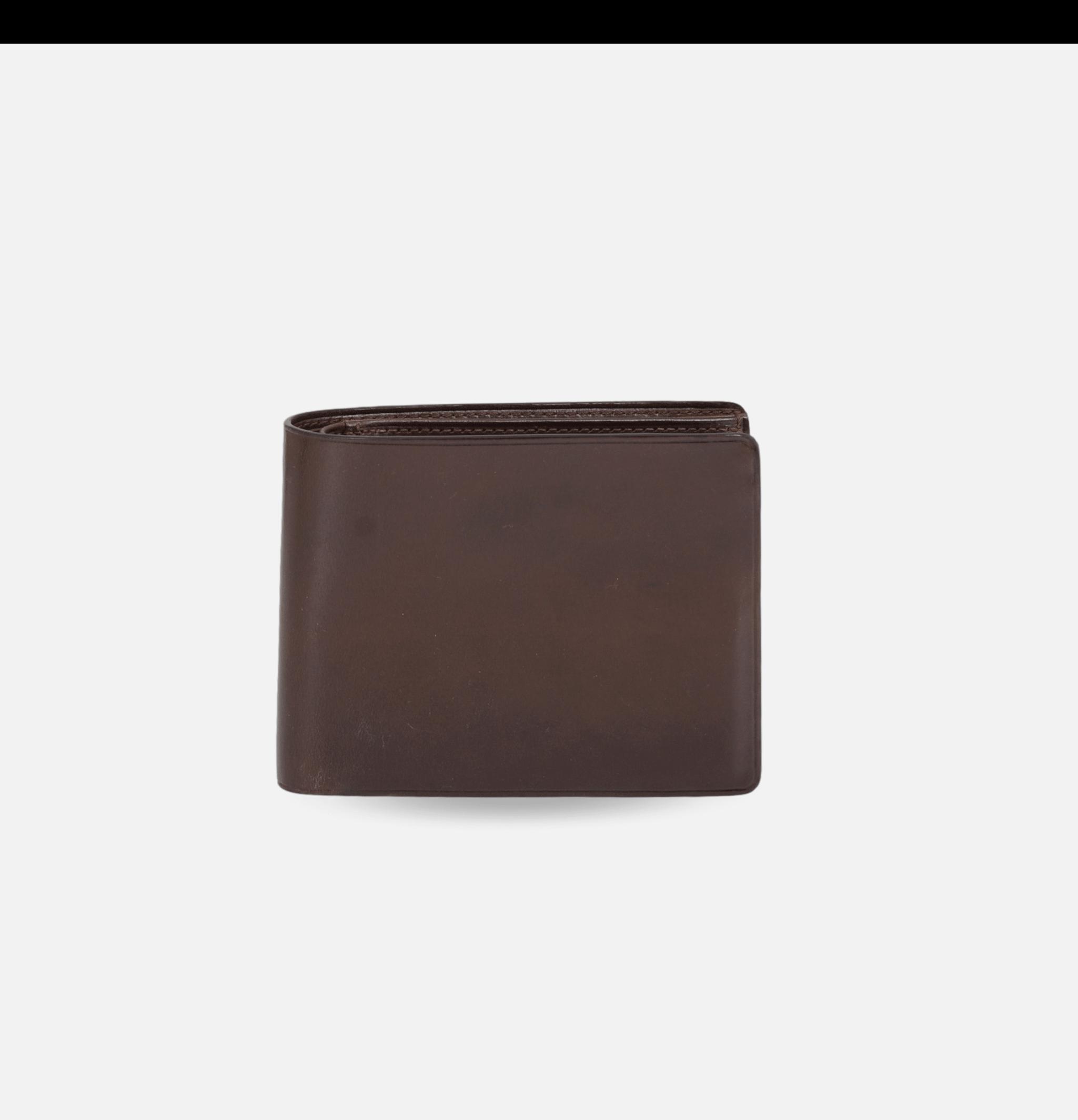 Bi-fol Wallet/Coin Dark Brown