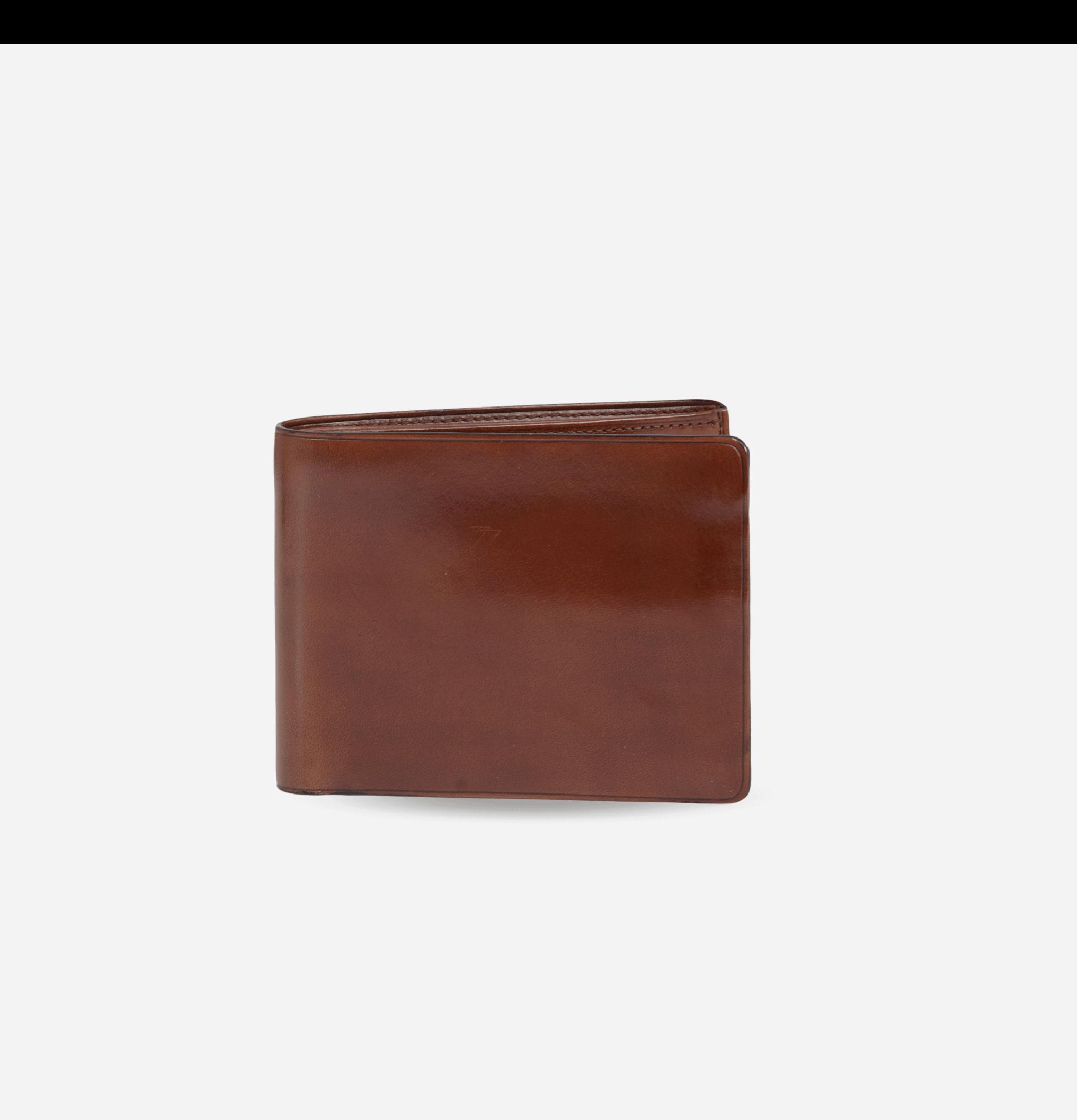 Bi Fold Wallet Cappuccino