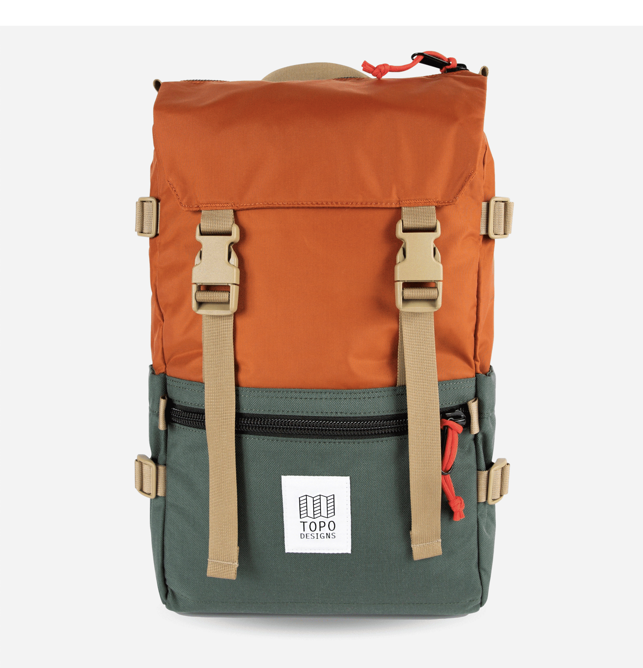Rover Backpack Clay/Forest