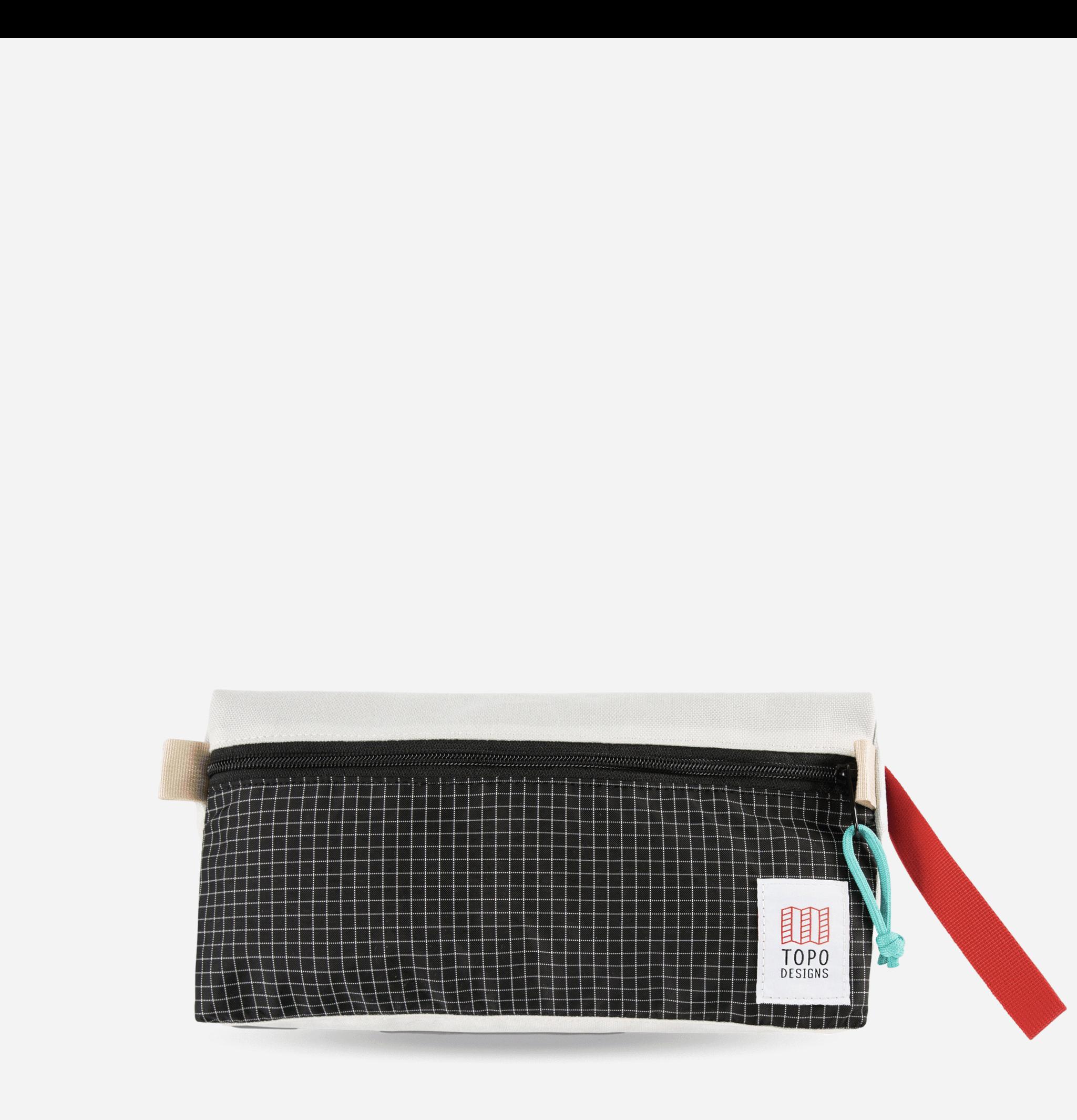 Drifter Dopp Kit Natural Black
