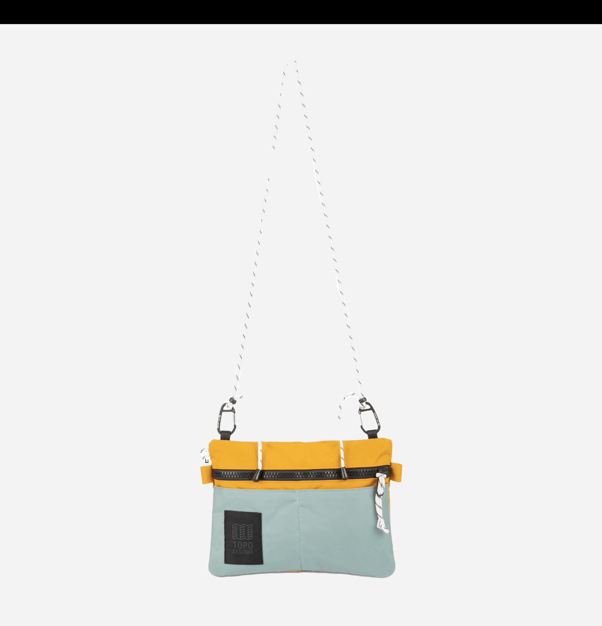 Carabiner Shoulder Bag Sage