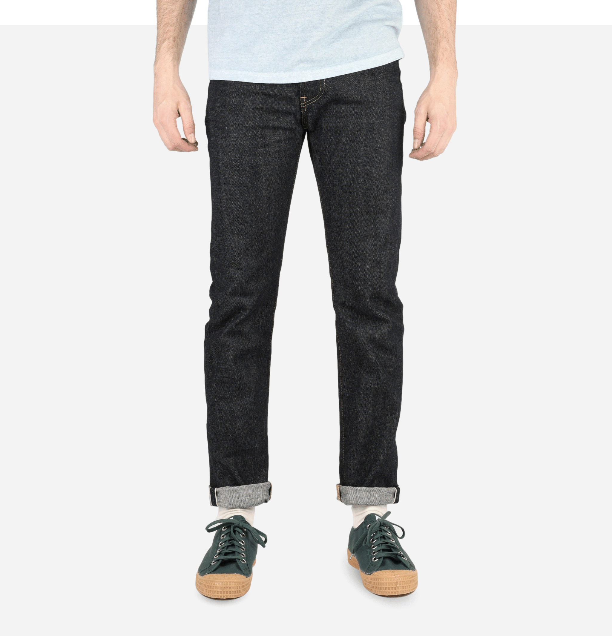 Jean Ed 80 Red Selvage