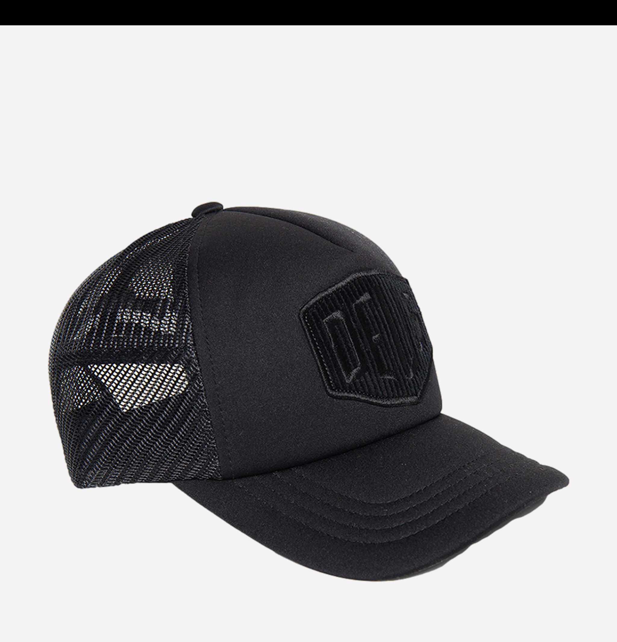 Casquette Hayard Shield Black