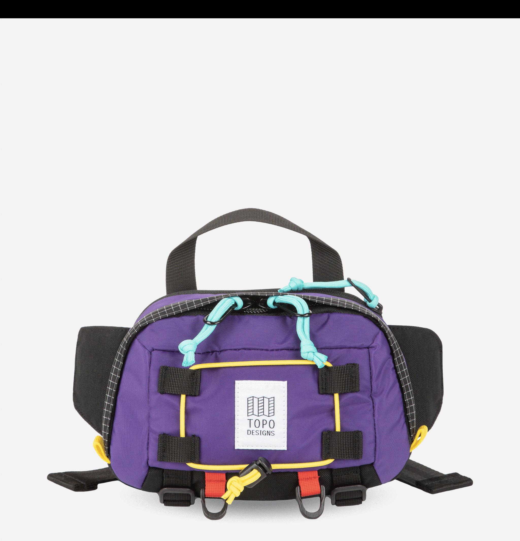 Subalpine Hip Pack Purple