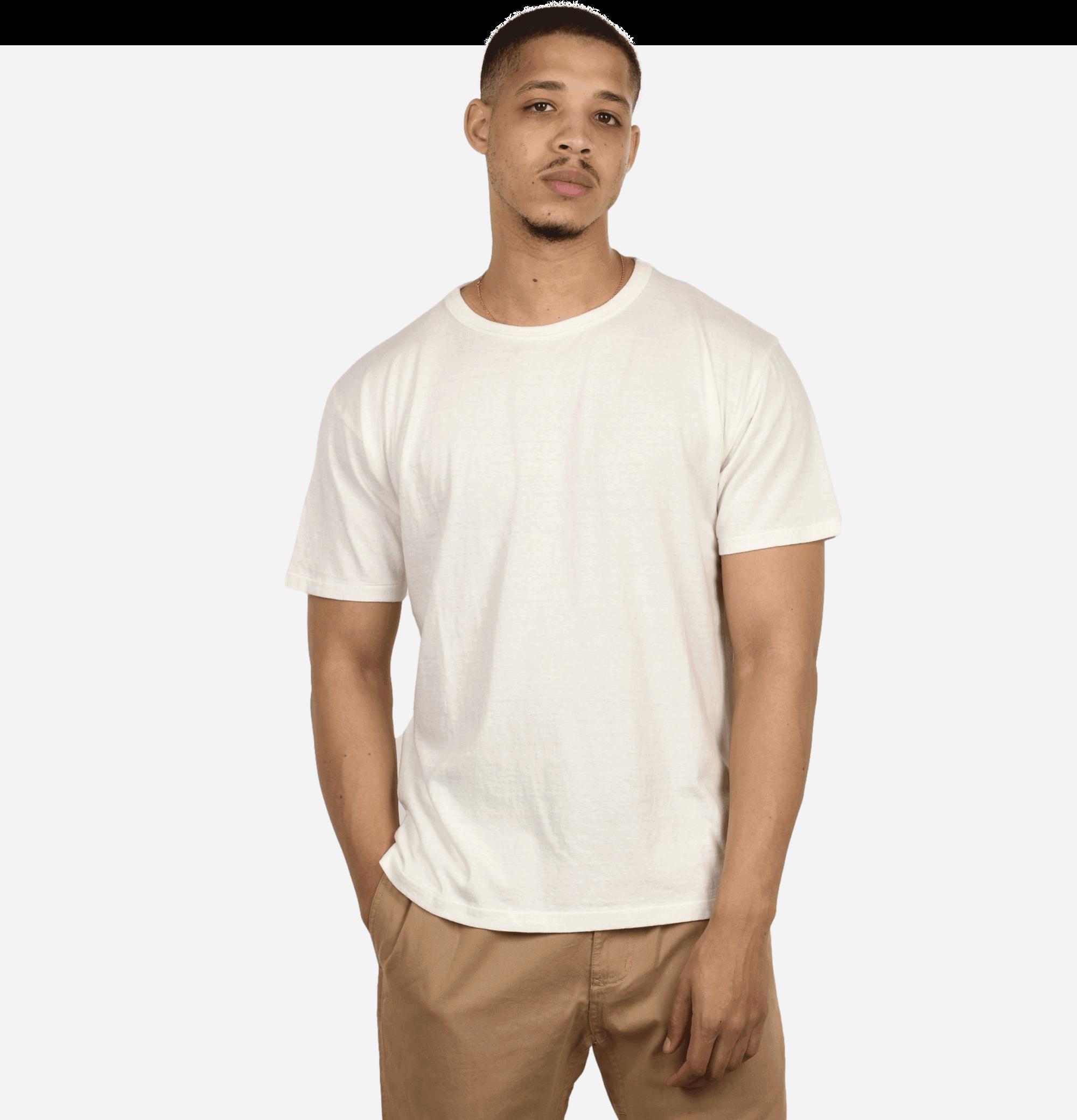 T-shirt Haleiwa White
