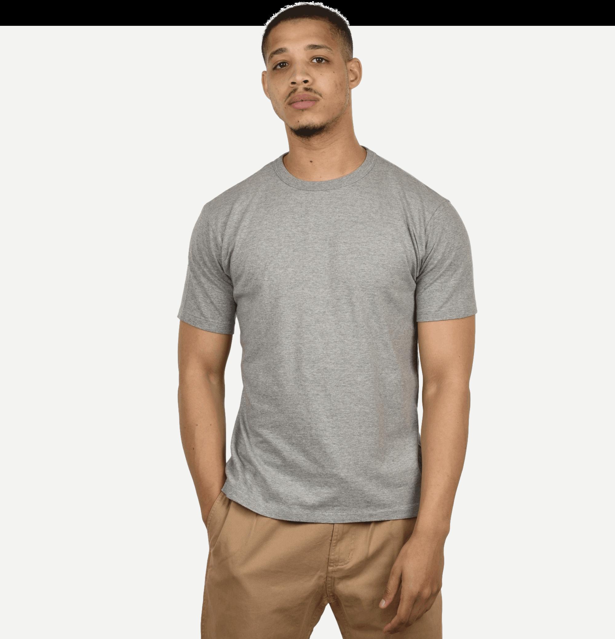Haleiwa T-shirt Hambledon Grey