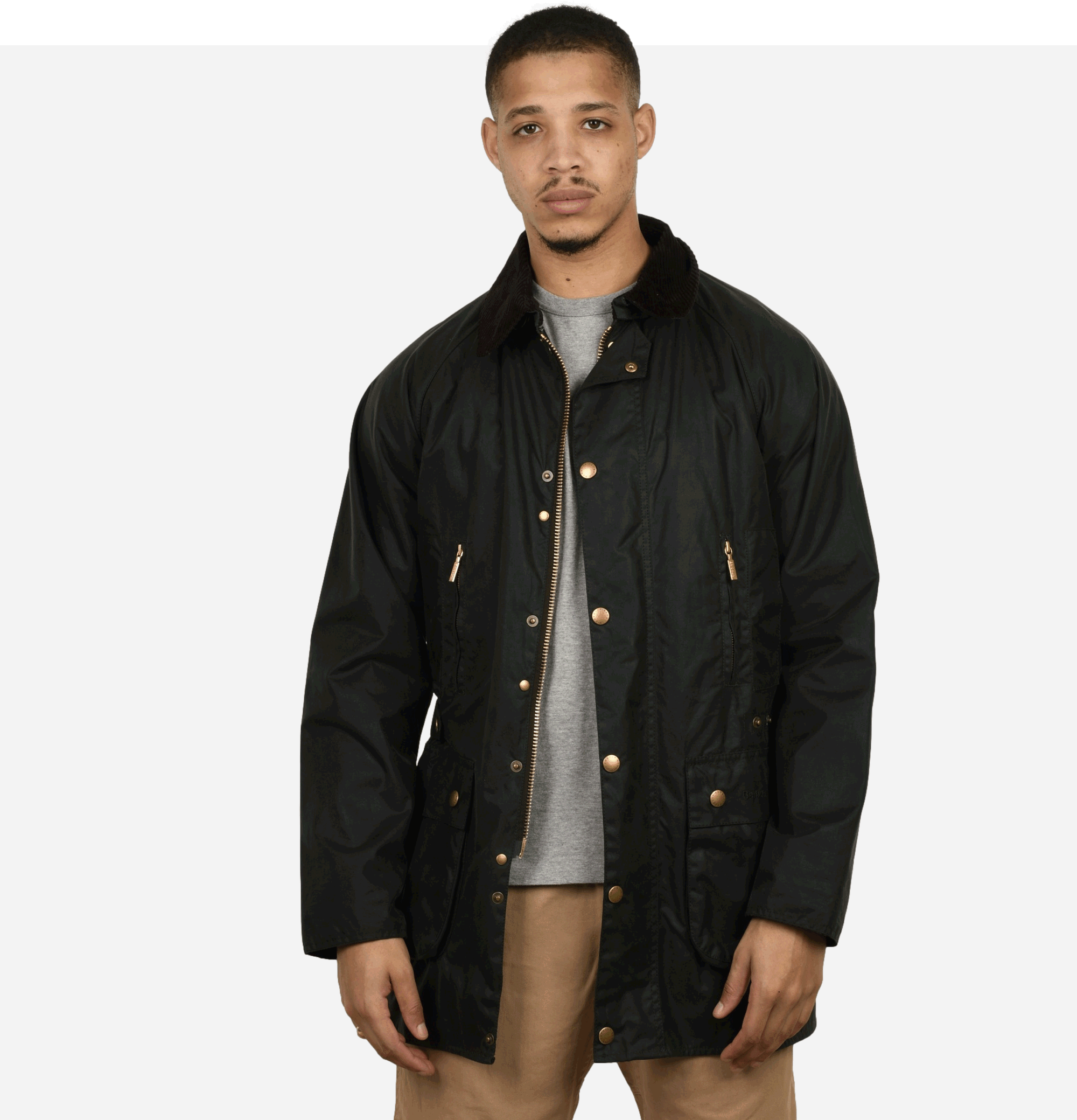 Beaufort Jacket Sage