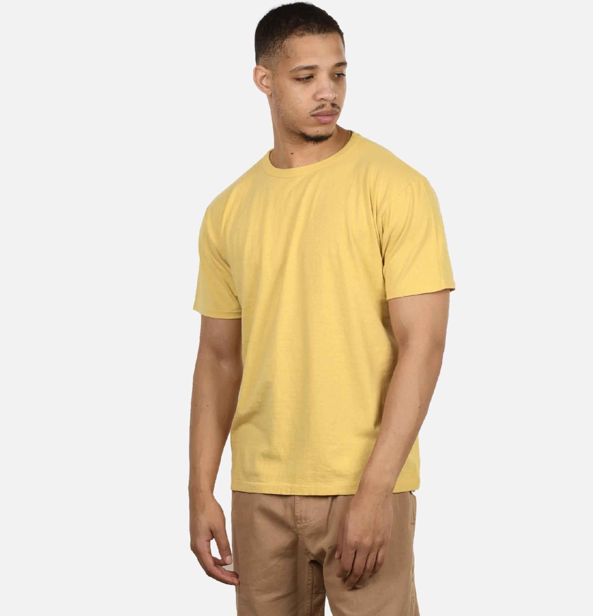 Haleiwa T-shirt -Citron