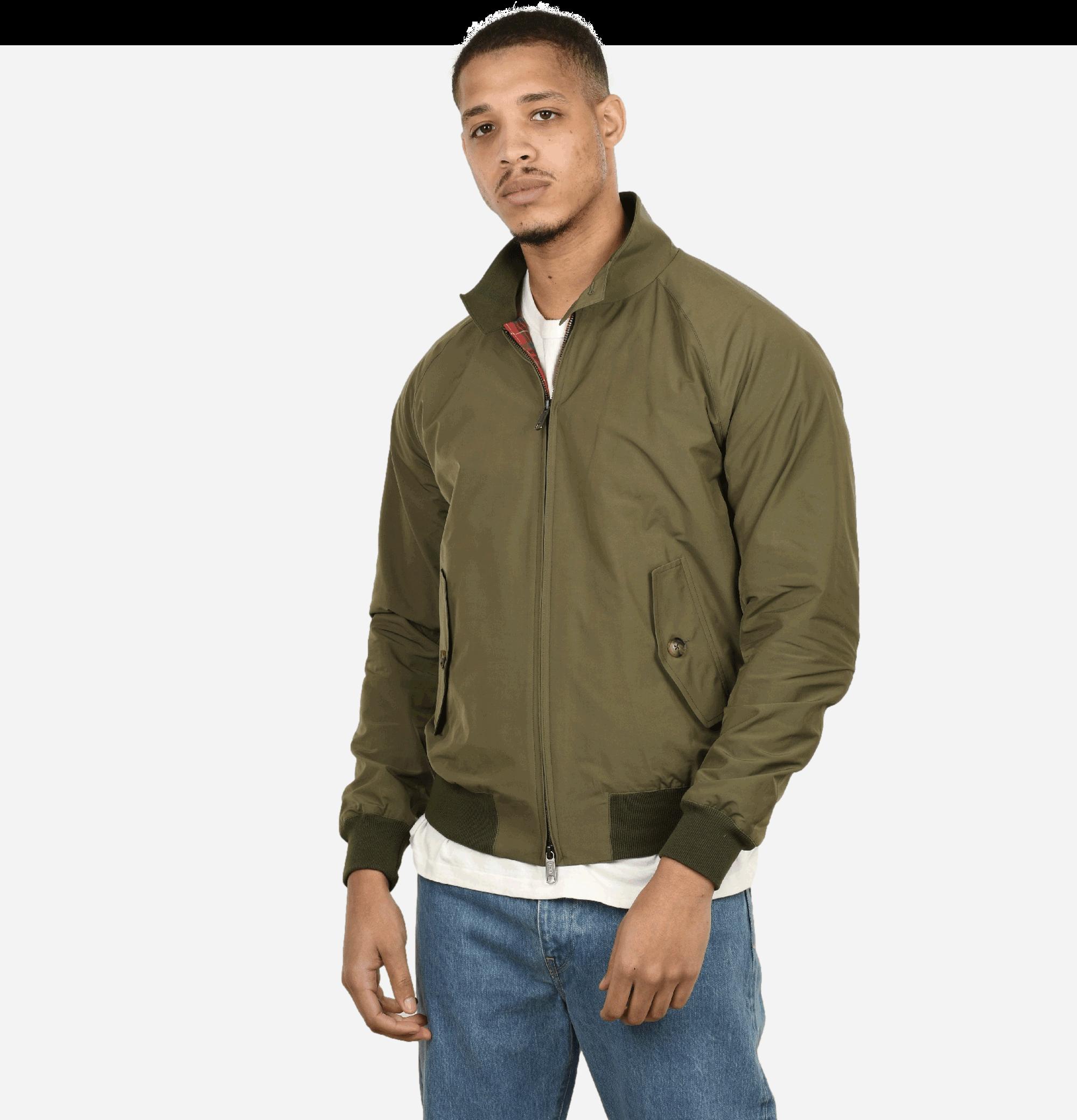G9 Harrington Jacket Beech