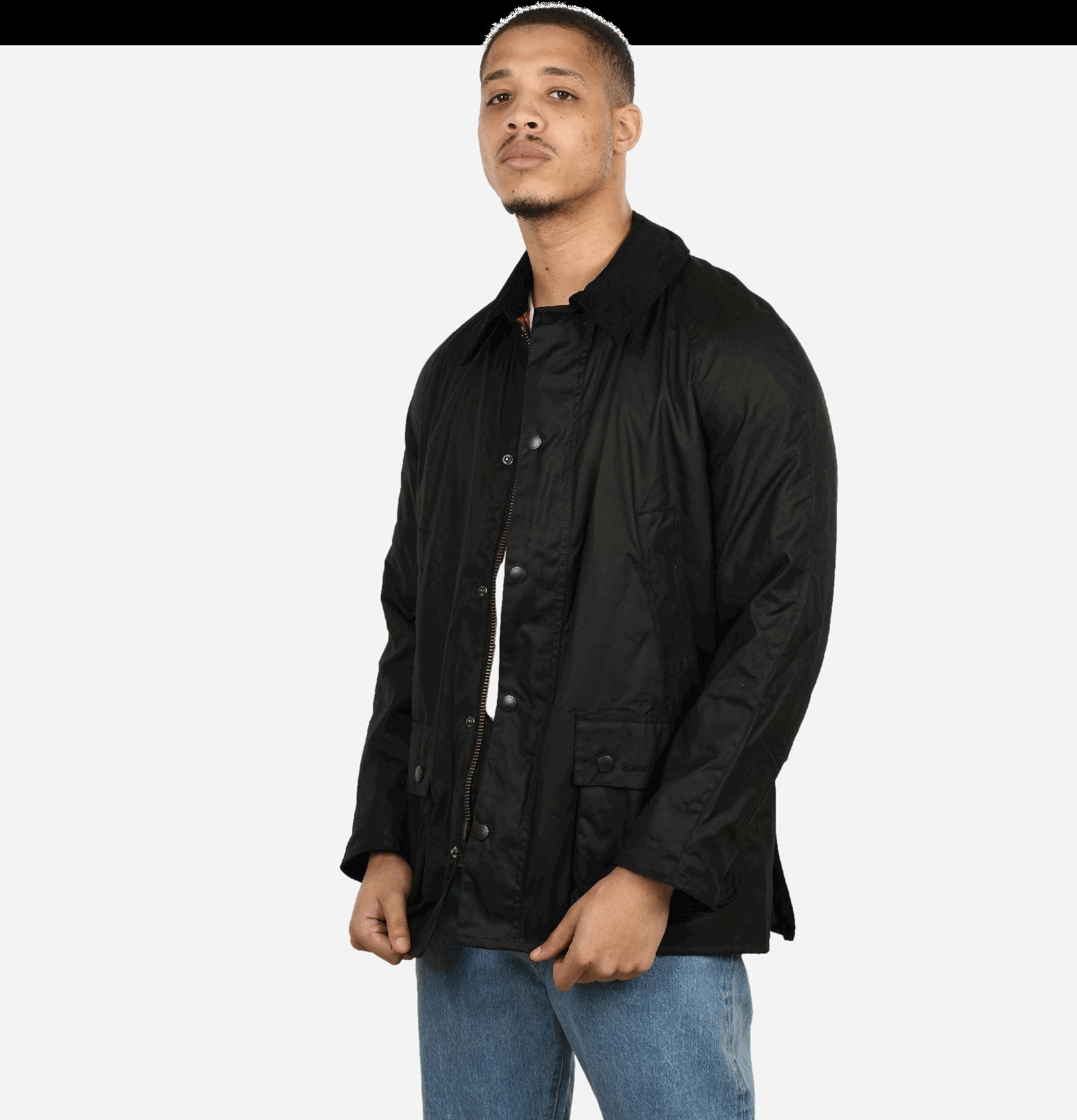 Ashby Jacket Black