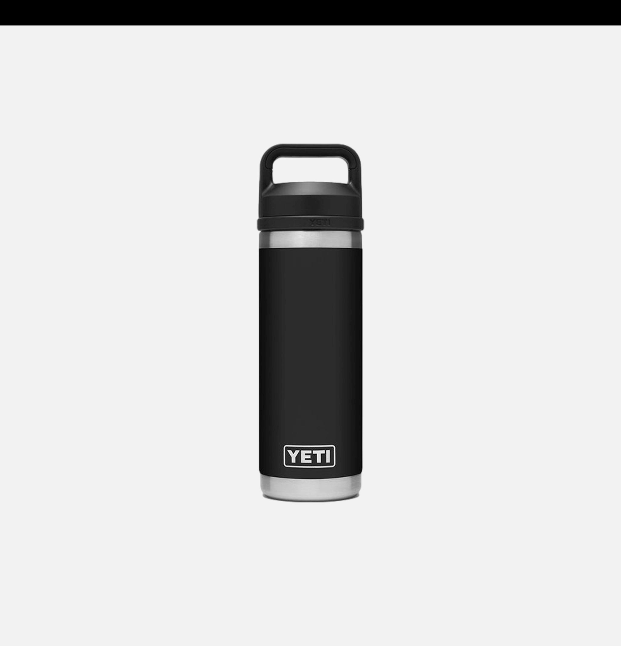 Rambler Bottle Chug 18oz Black