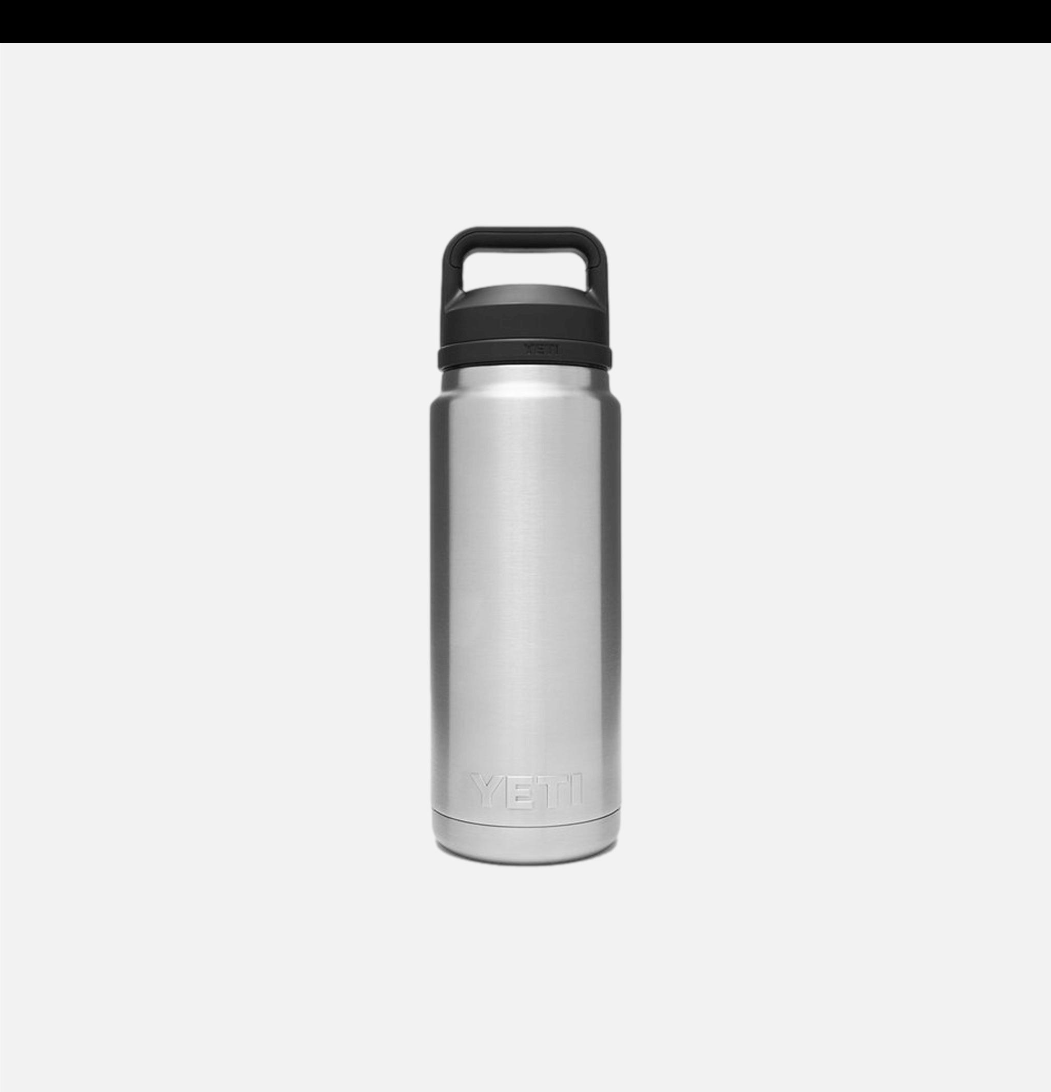 Rambler Bottle Chug 26oz Steel