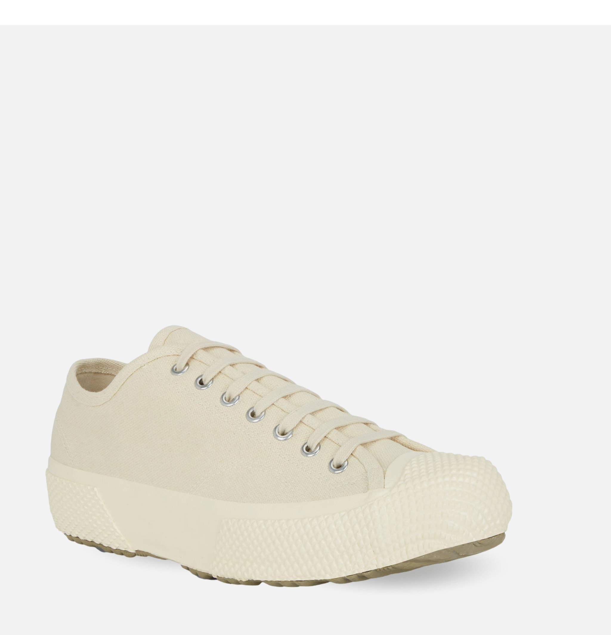 Mil Spec Low Sneakers White