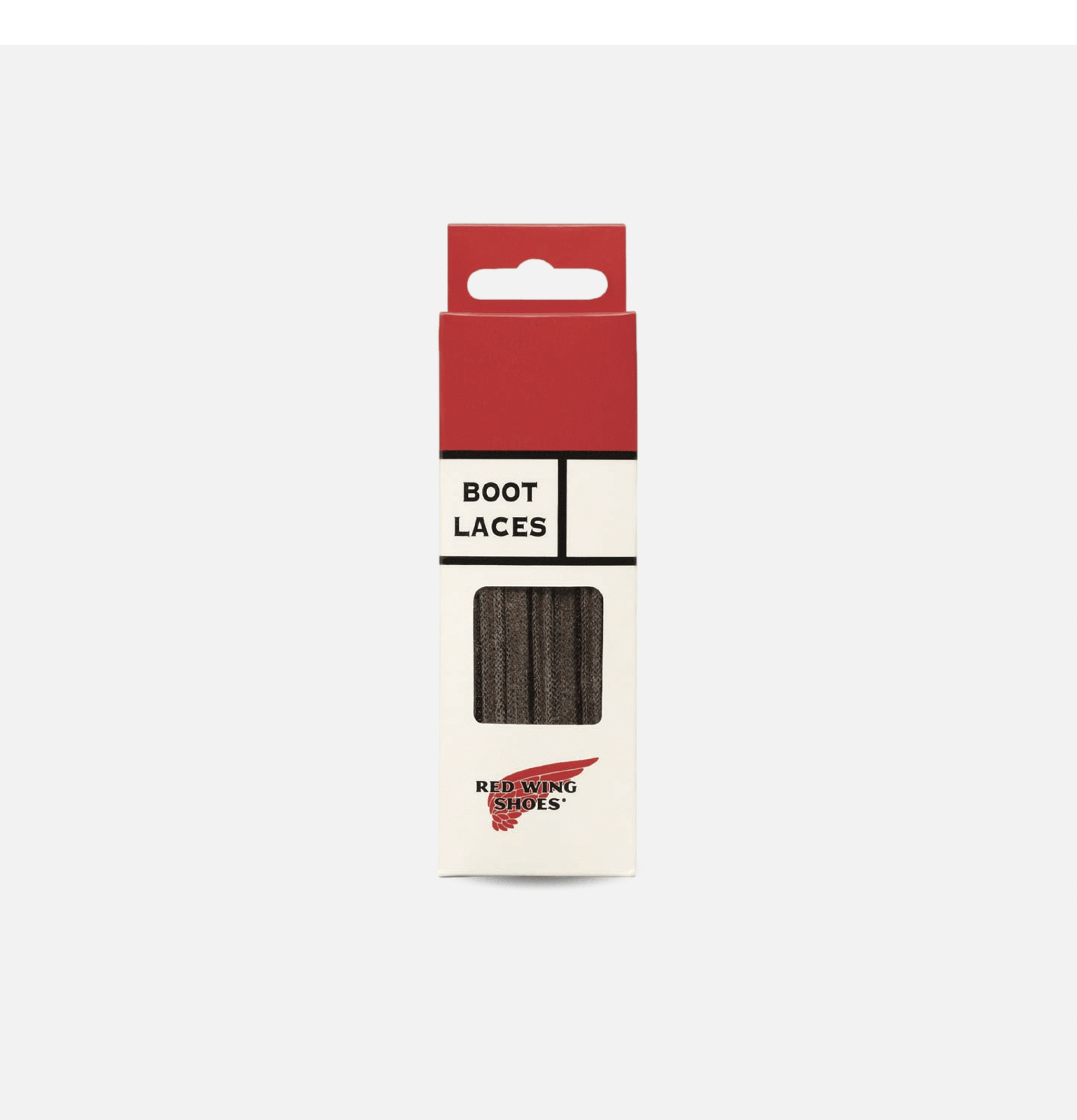 Waxed Laces Brown