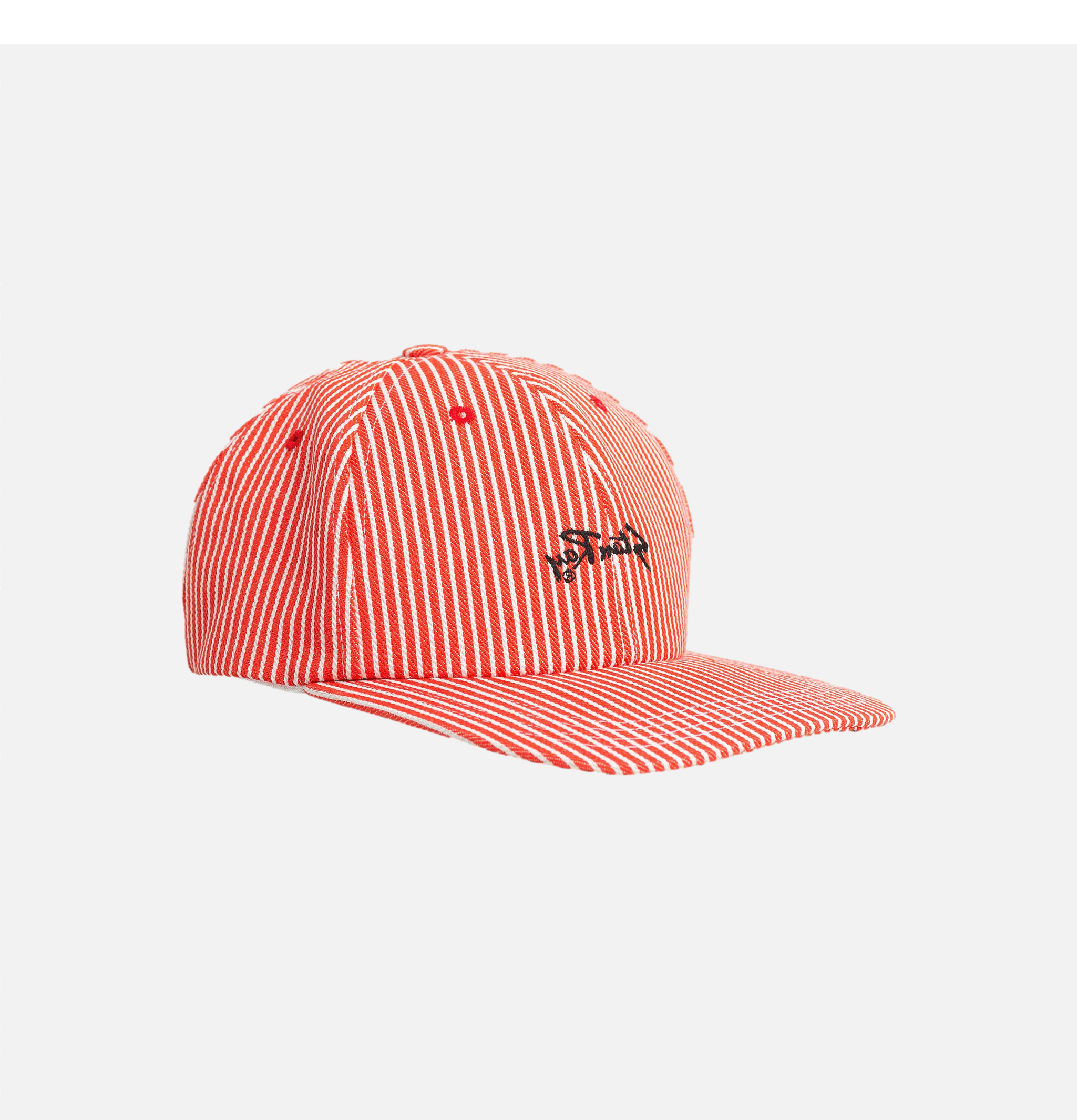 Ball Cap Red Hickory