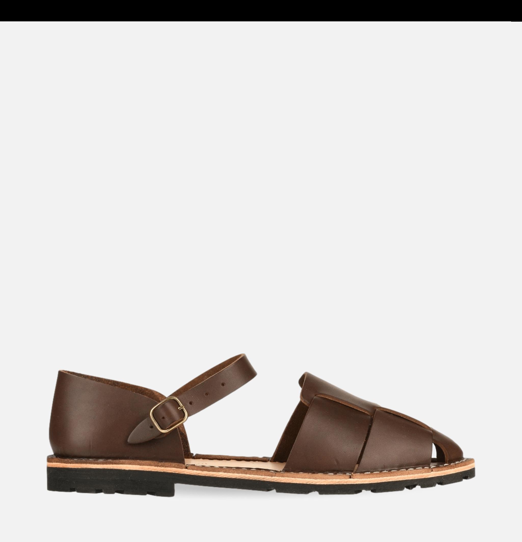 Artisanal Sandal 11 Chocolate